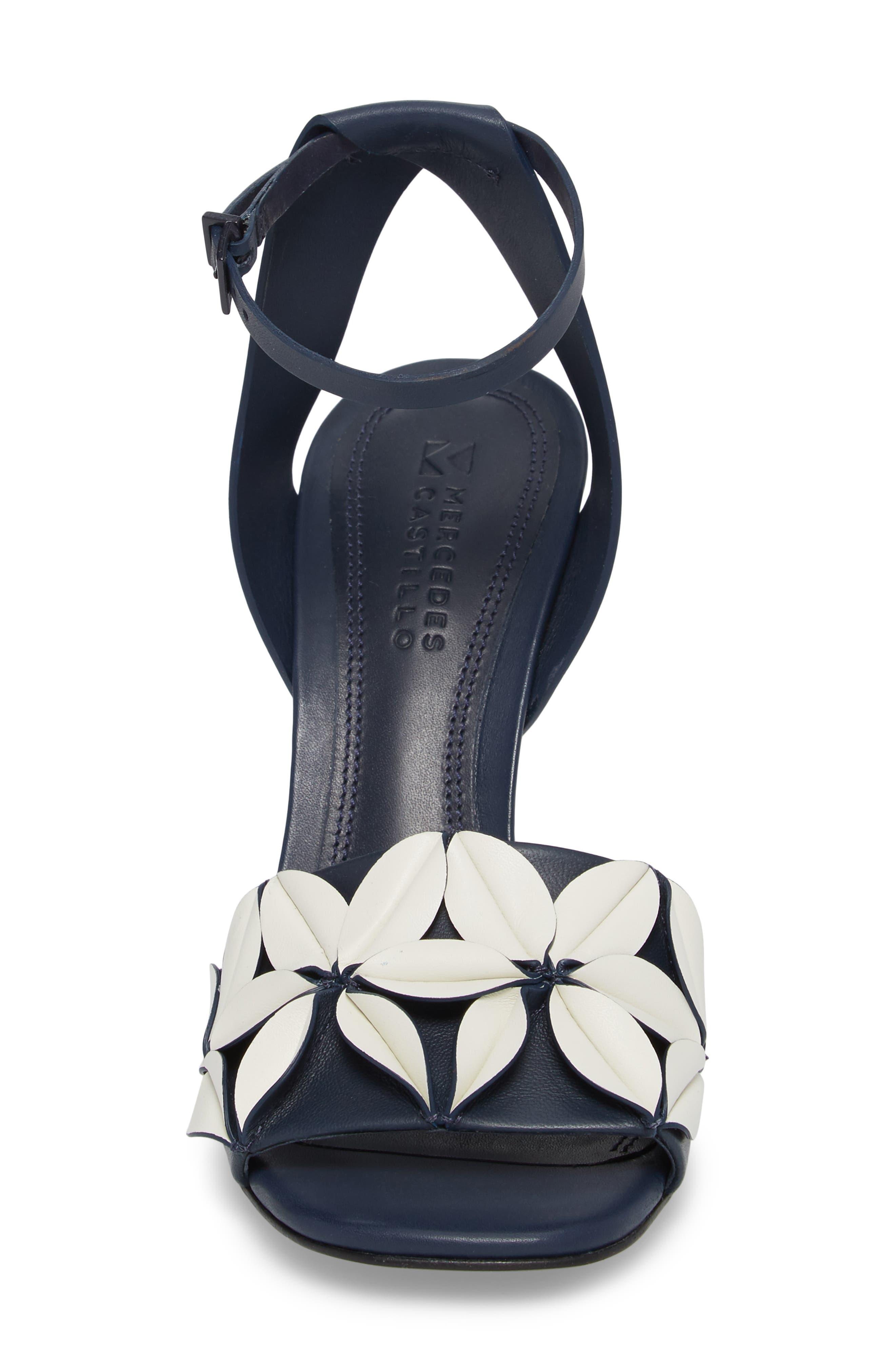 Alternate Image 5  - Mercedes Castillo Milee Ankle Strap Sandal (Women)