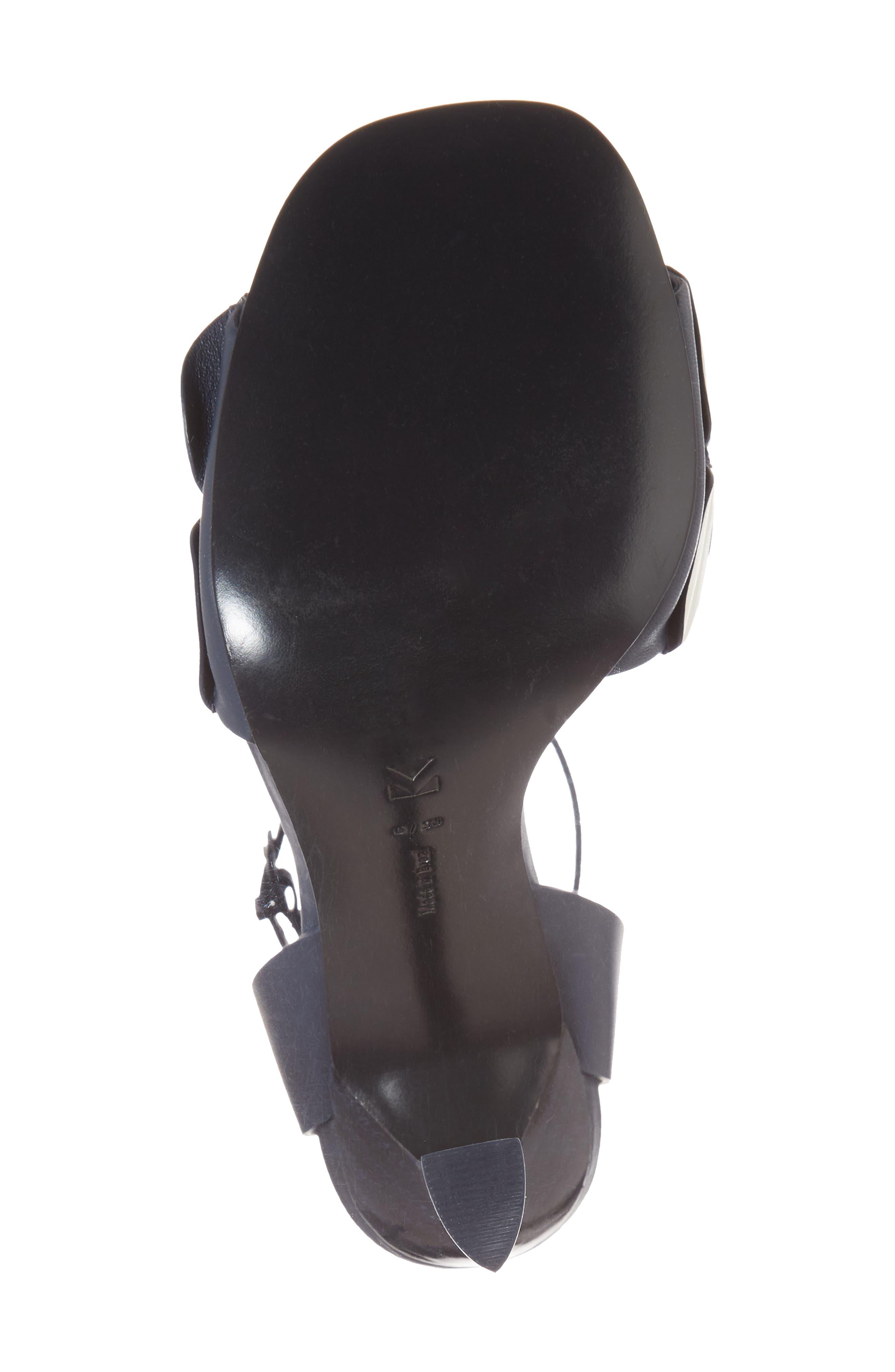 Alternate Image 6  - Mercedes Castillo Milee Ankle Strap Sandal (Women)