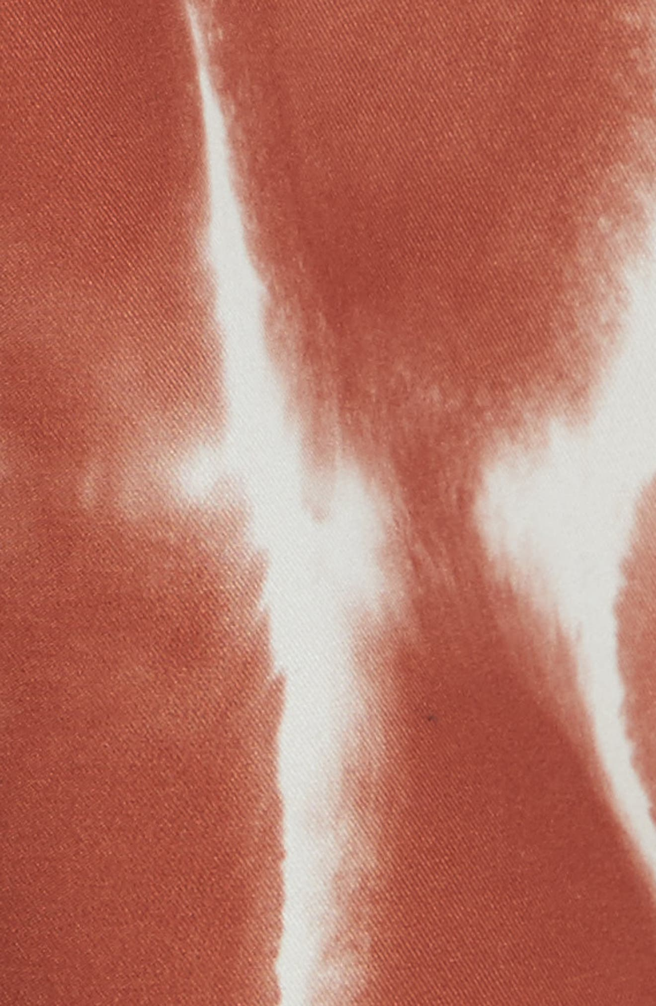 Collin Board Shorts,                             Alternate thumbnail 5, color,                             Copper Rose