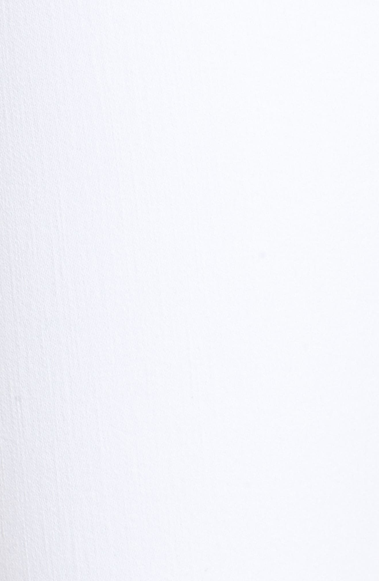 Alternate Image 5  - Hudson Jeans Heartbreaker High Waist Bootcut Jeans (Optical White)