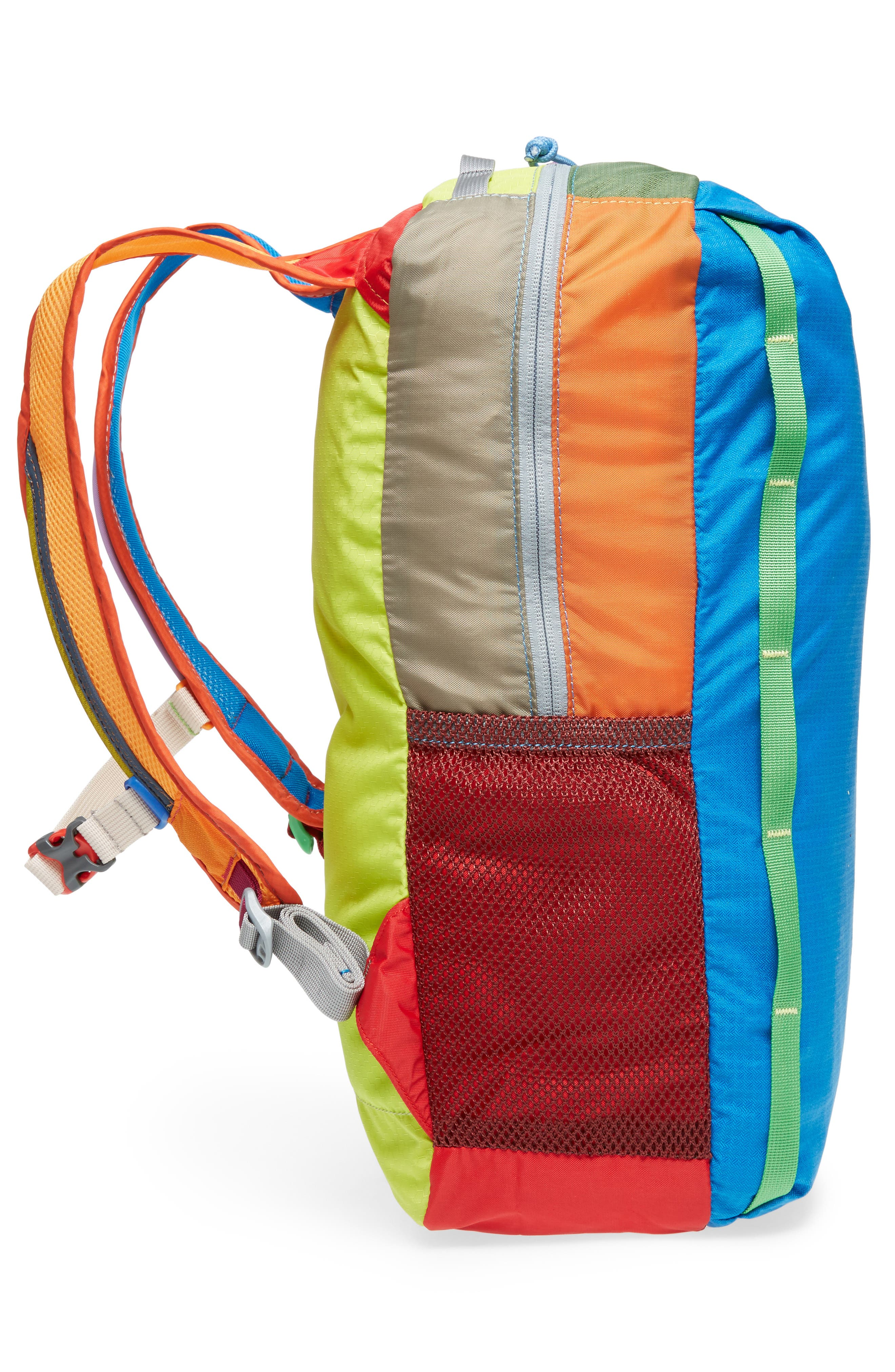 Batac Del Día One of a Kind Ripstop Nylon Daypack,                             Alternate thumbnail 5, color,                             Assorted