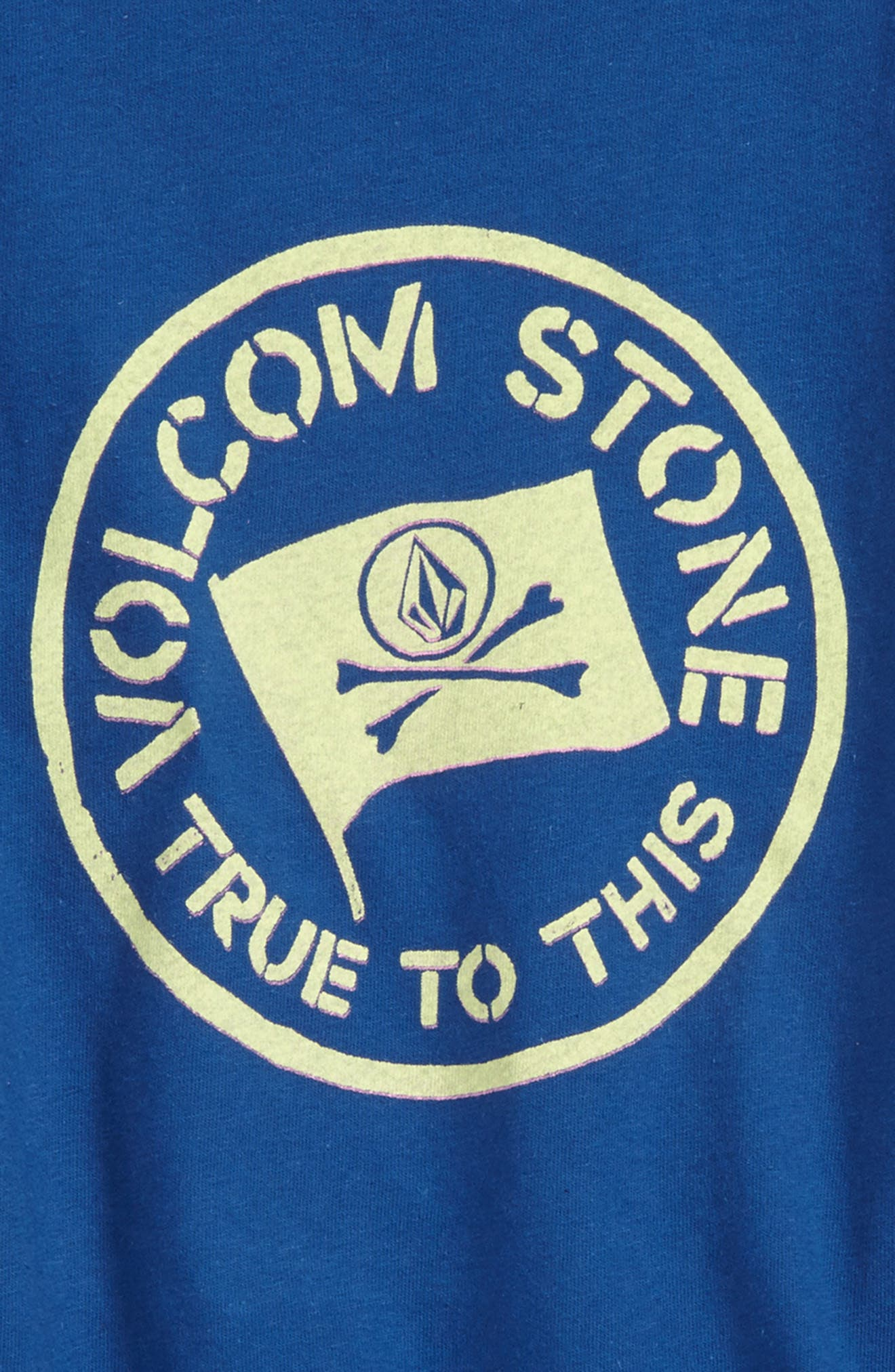 Jolly Rebel T-Shirt,                             Alternate thumbnail 2, color,                             Camper Blue