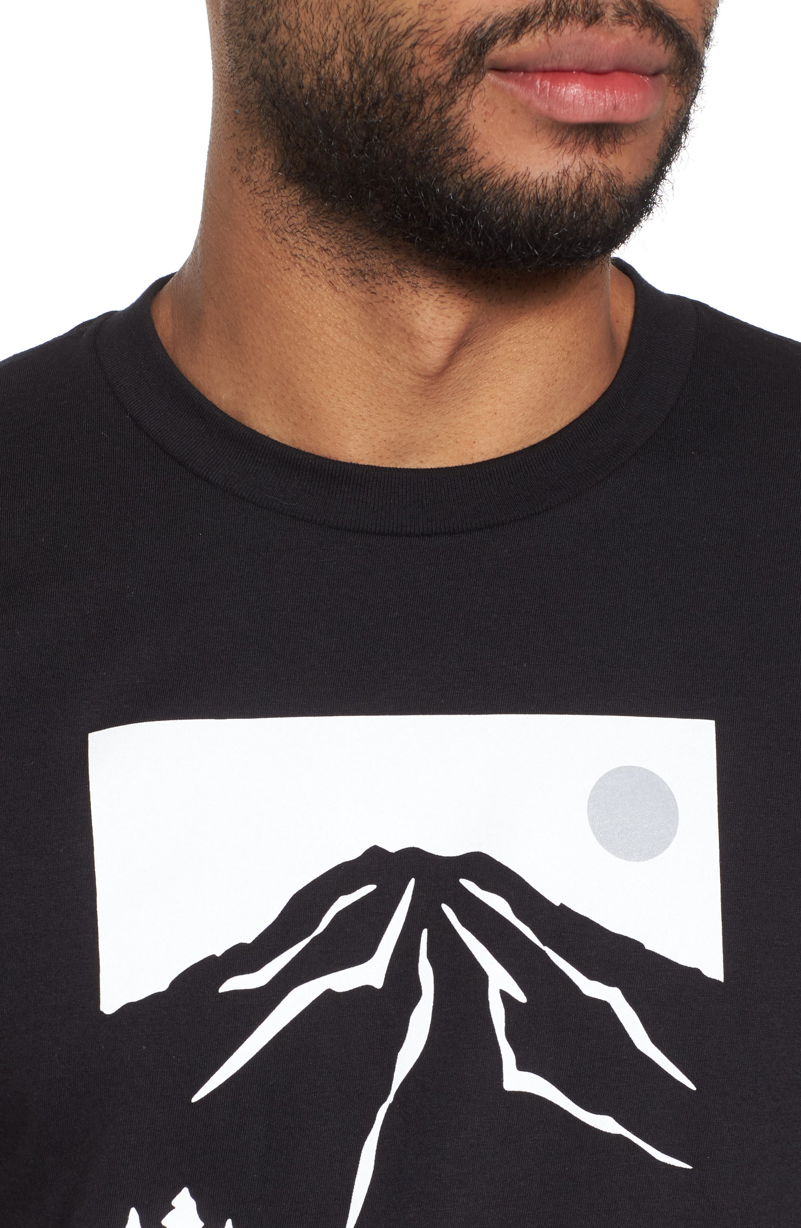 Alternate Image 4  - Casual Industrees Rainier T-Shirt
