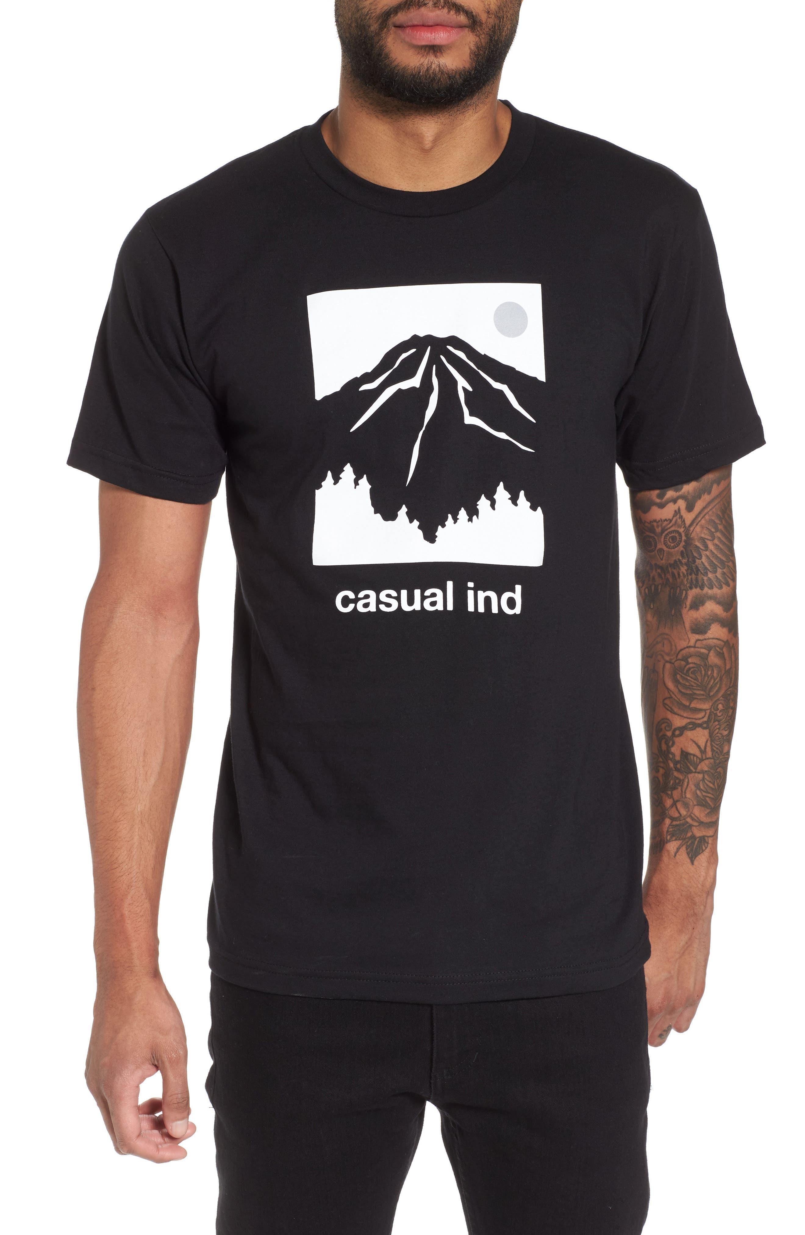 Alternate Image 1 Selected - Casual Industrees Rainier T-Shirt