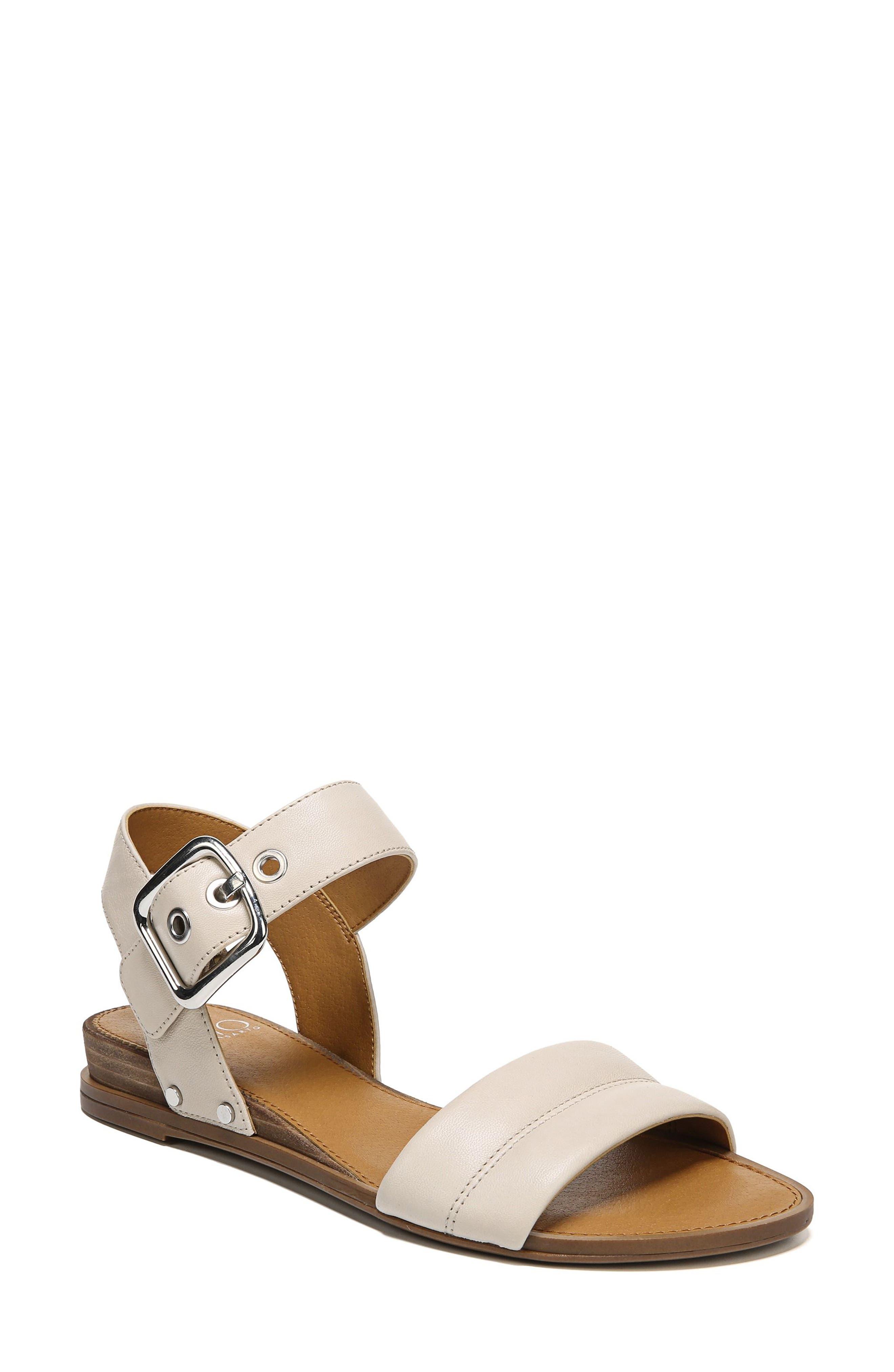 SARTO by Franco Sarto Patterson Low Wedge Sandal (Women)