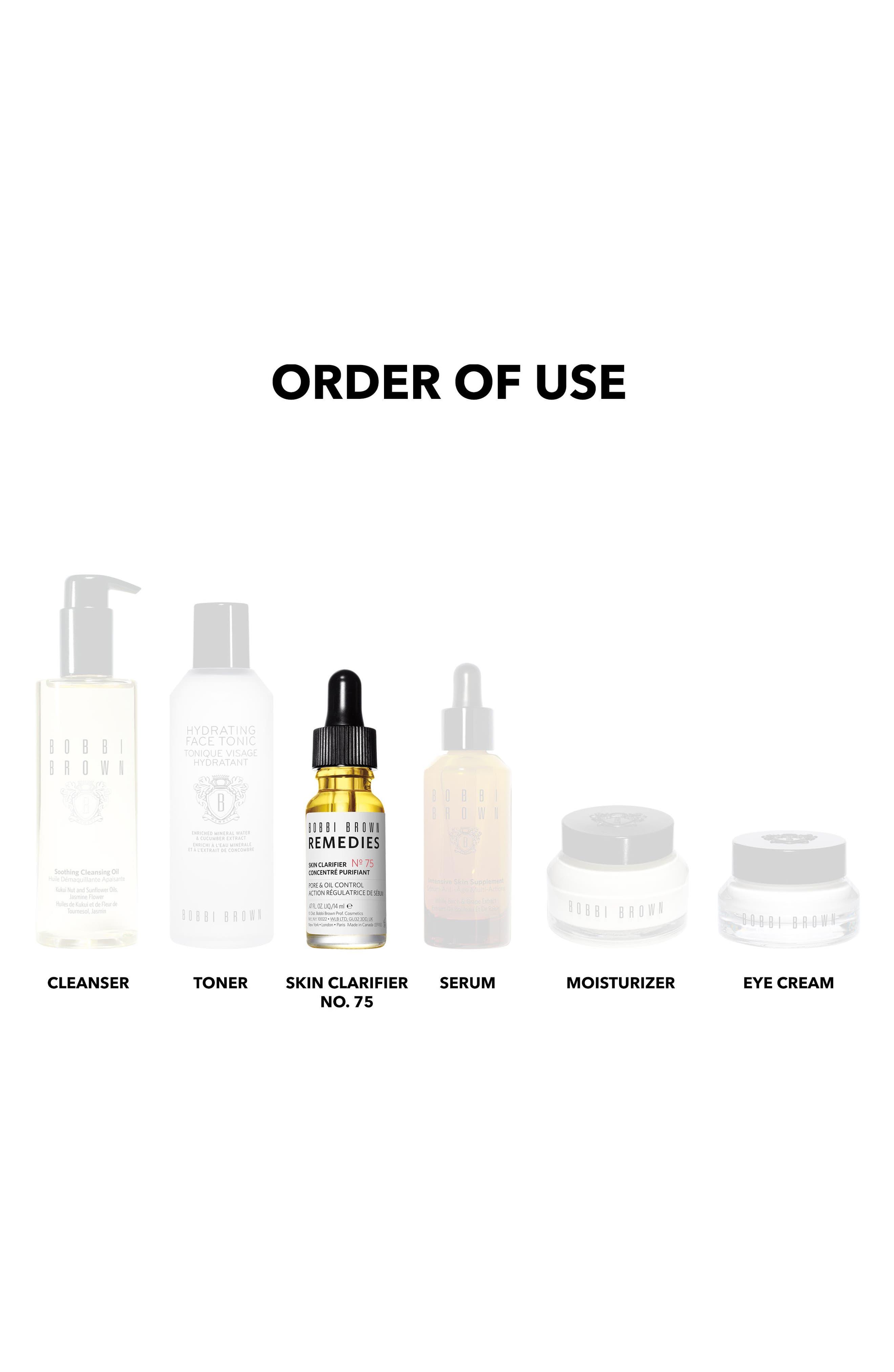 Remedies Skin Clarifier Pore & Oil Control,                             Alternate thumbnail 6, color,                             No Color