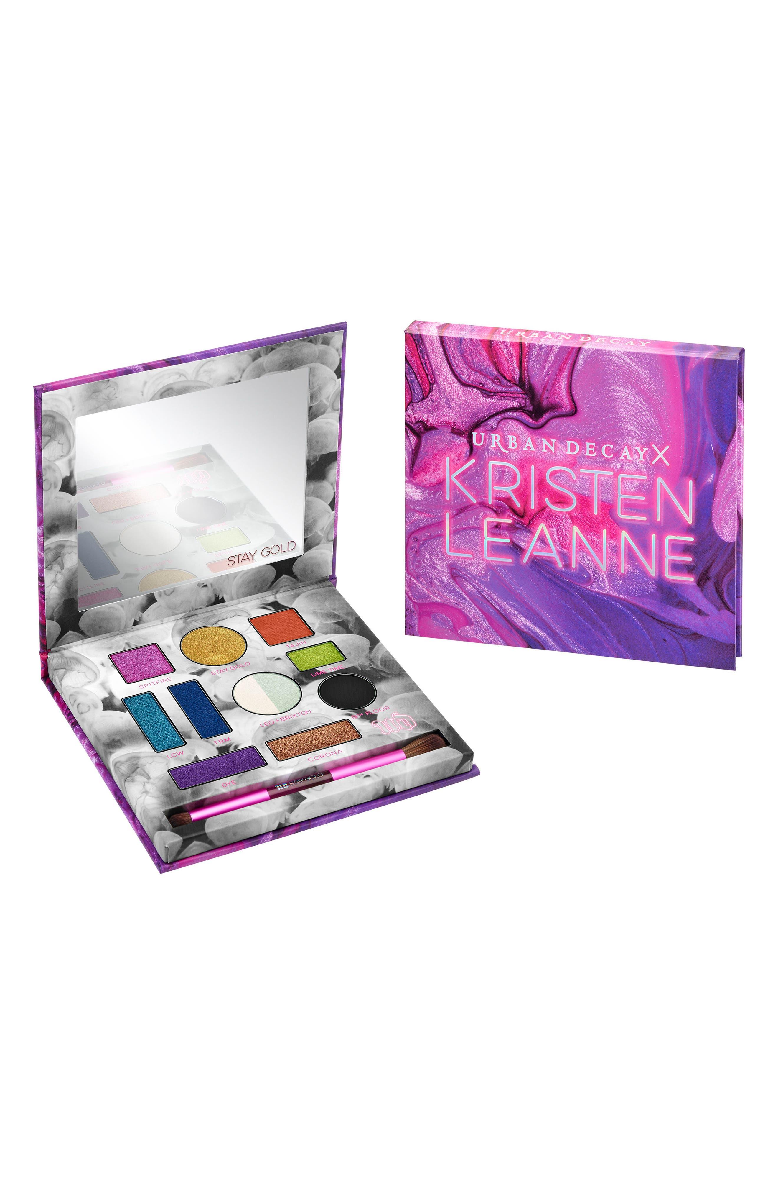 Urban Decay UD x Kristen Leanne Kaleidoscope Dream Eyeshadow Palette (Limited Edition)