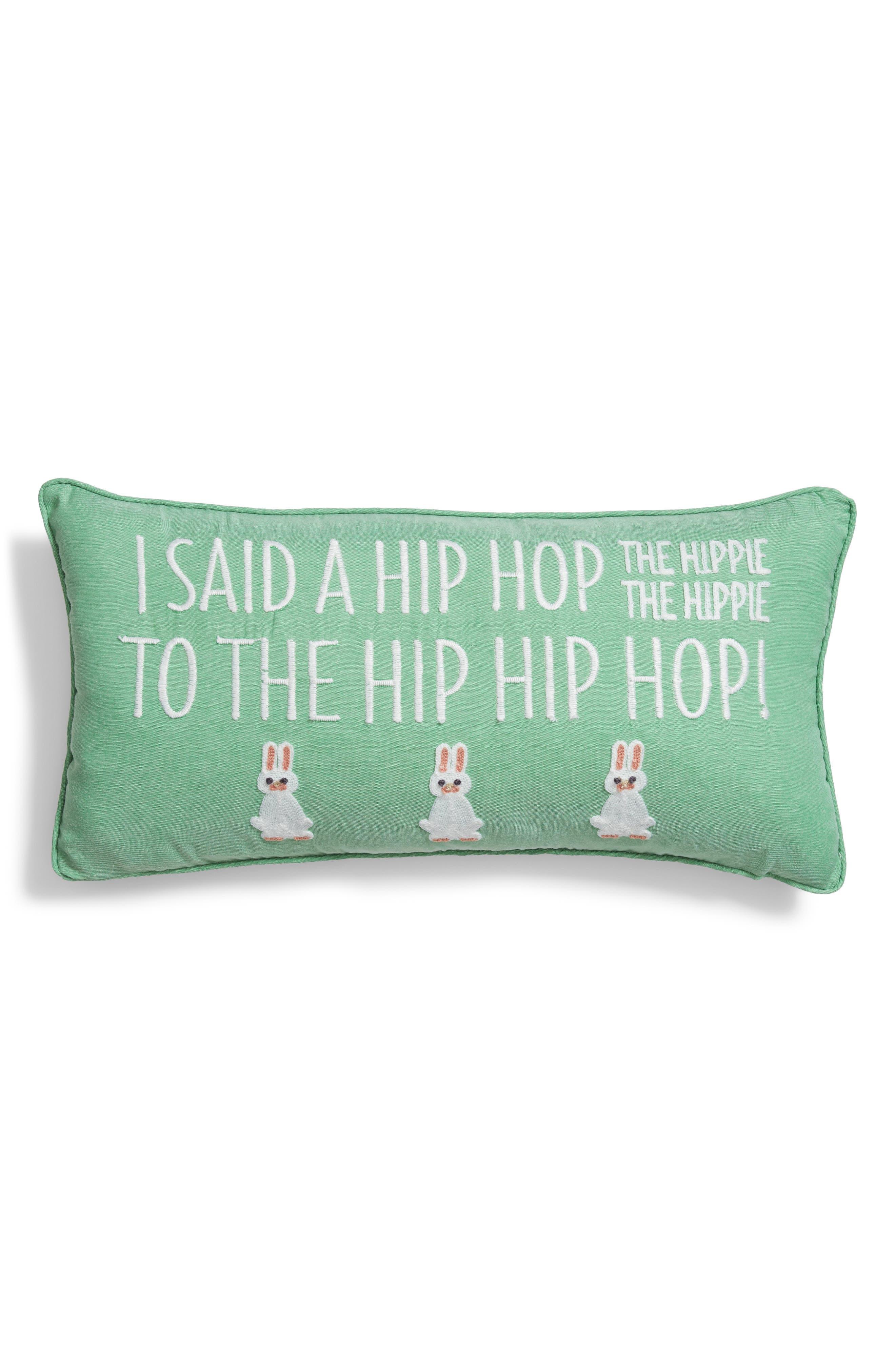 Levtex Hip Hop Accent Pillow