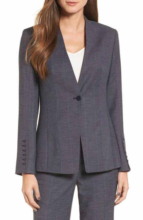 Emerson Rose Cross Dye Suit Jacket