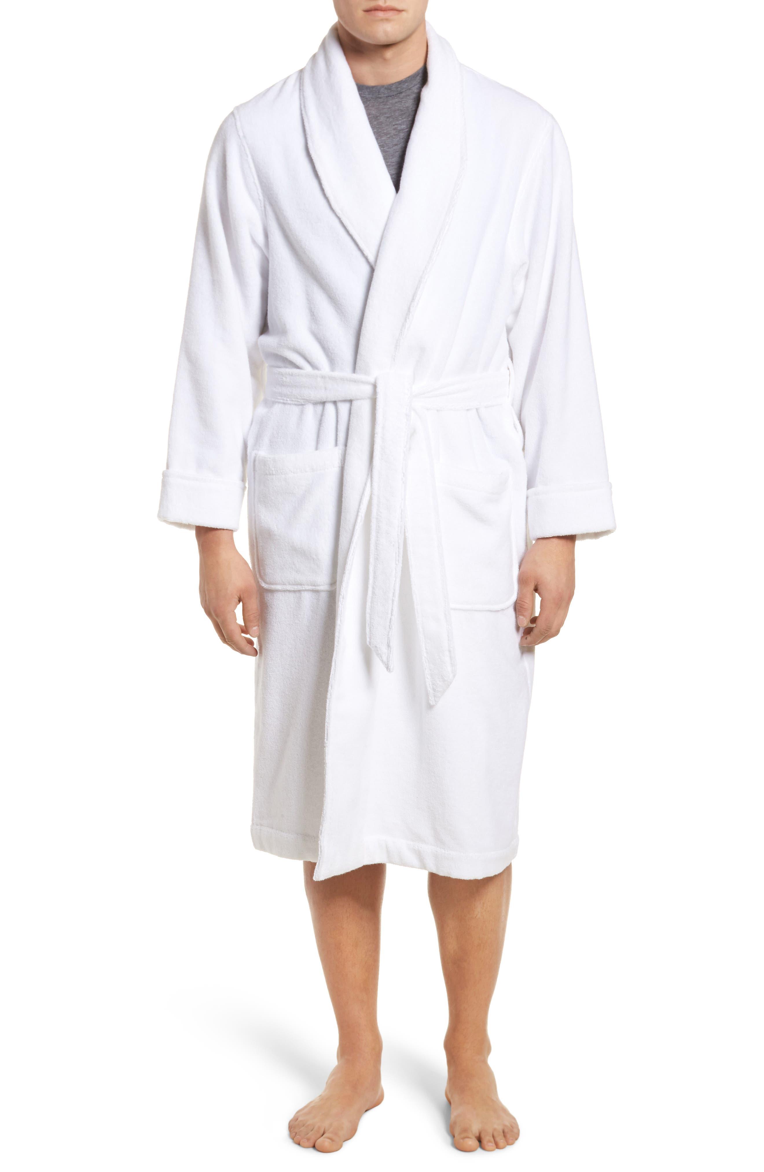 Men's Nylon Gowns