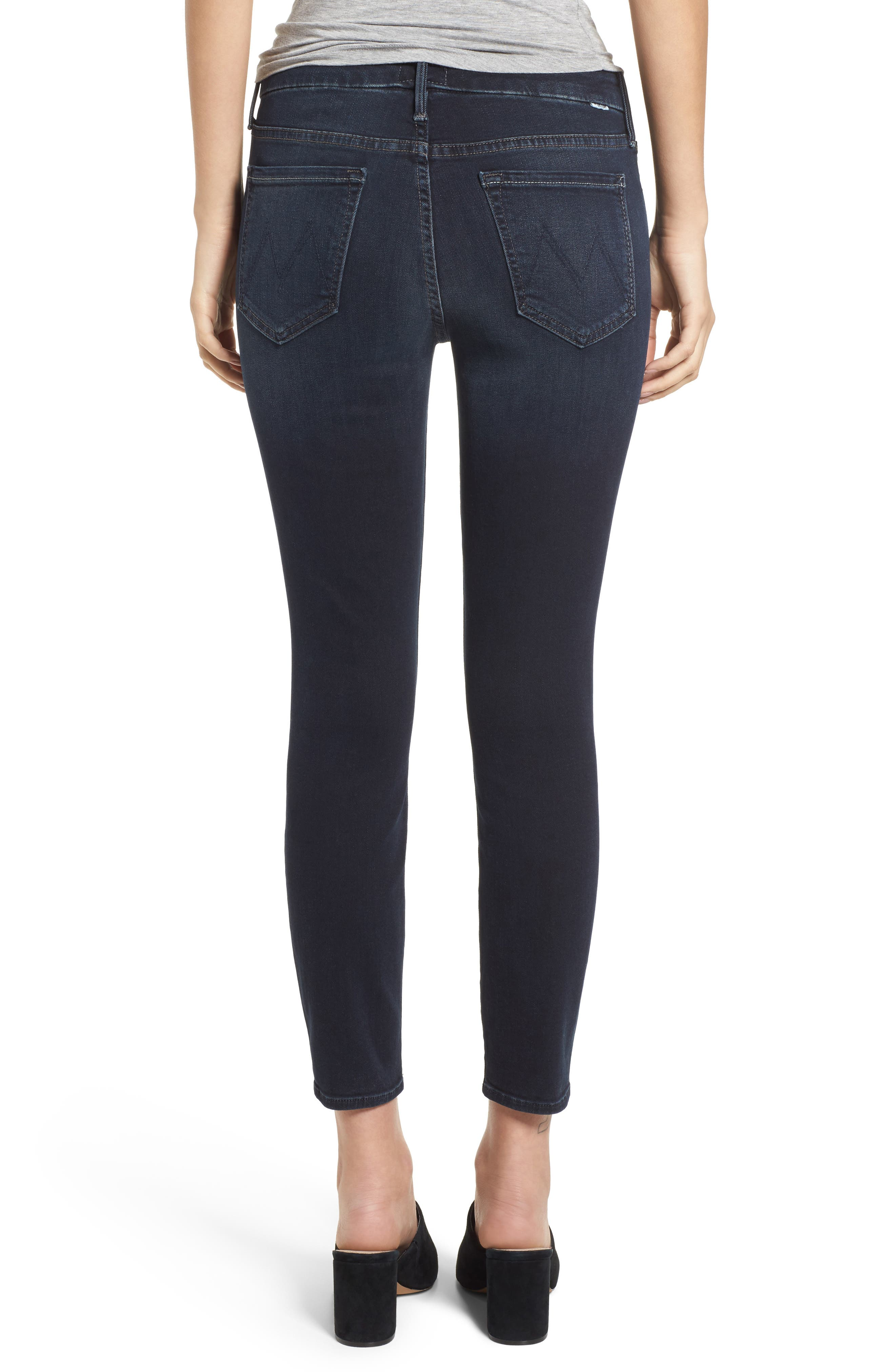 The Looker Crop Skinny Jeans,                             Alternate thumbnail 2, color,                             Last Call