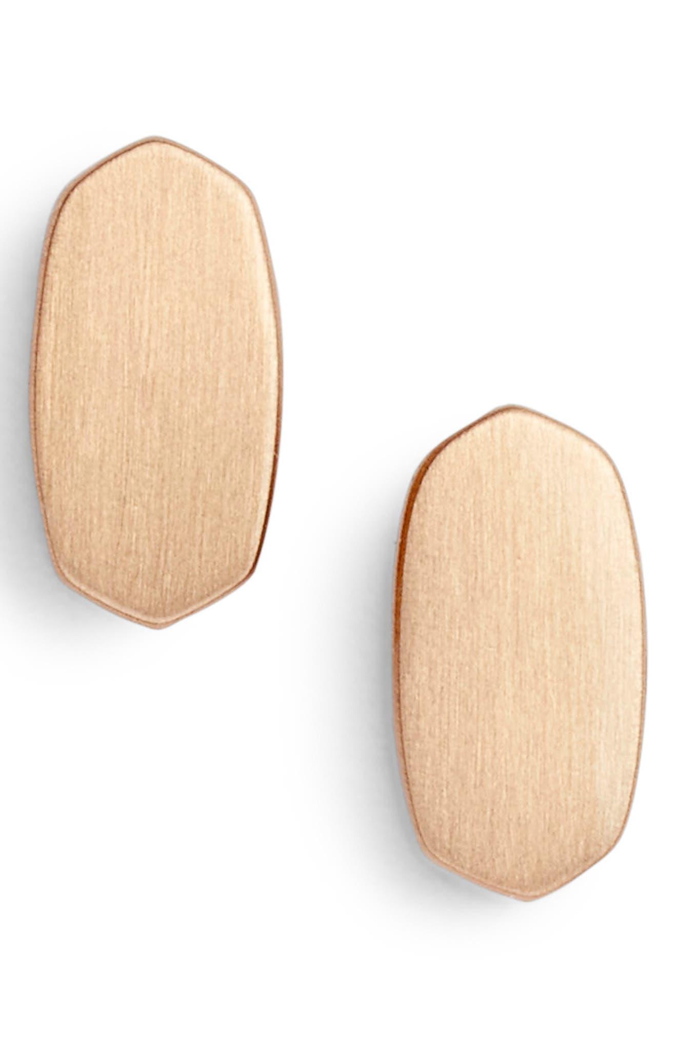 Alternate Image 1 Selected - Kendra Scott Barrett Stud Earrings