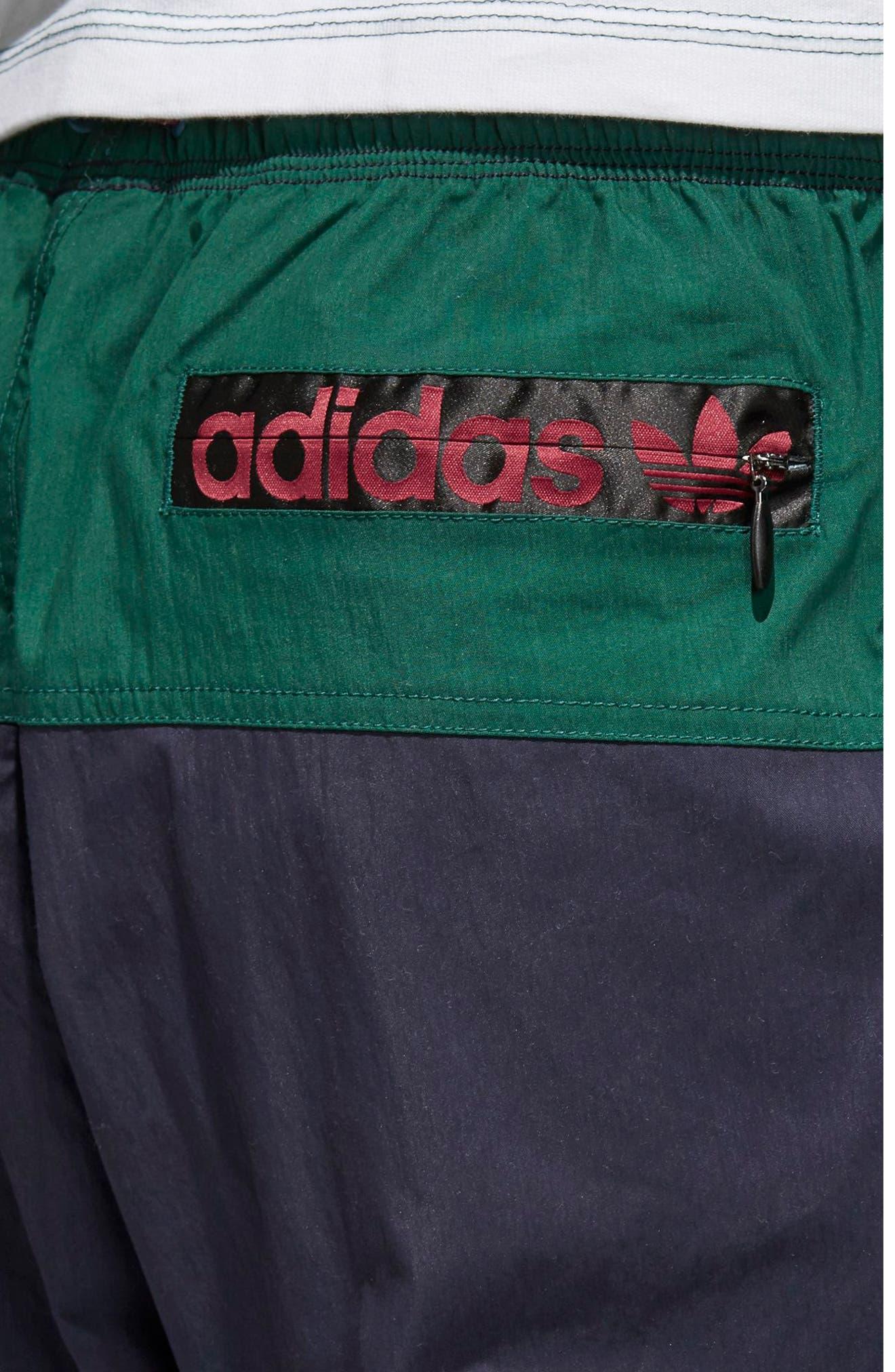 Atric Slim Fit Pants,                             Alternate thumbnail 4, color,                             Collegiate Green