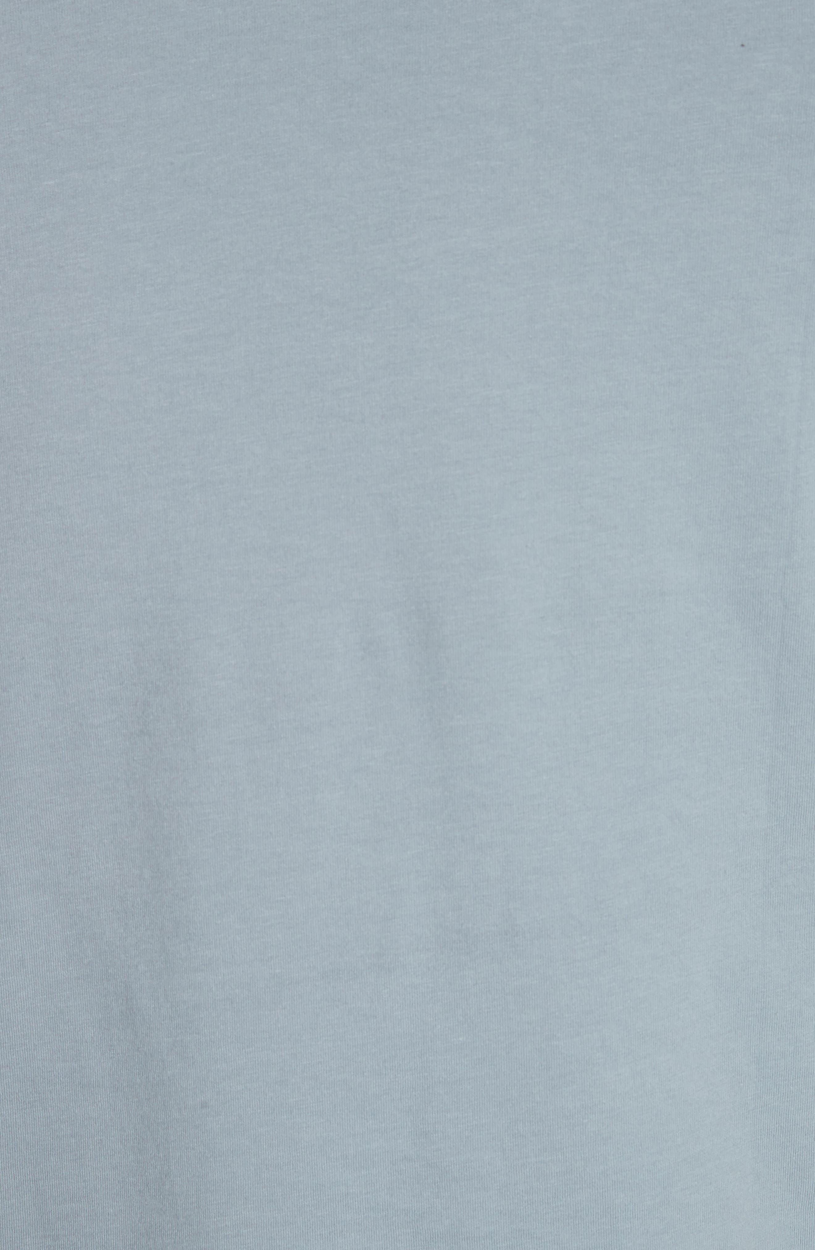 Stereotype Pocket T-Shirt,                             Alternate thumbnail 5, color,                             Grey