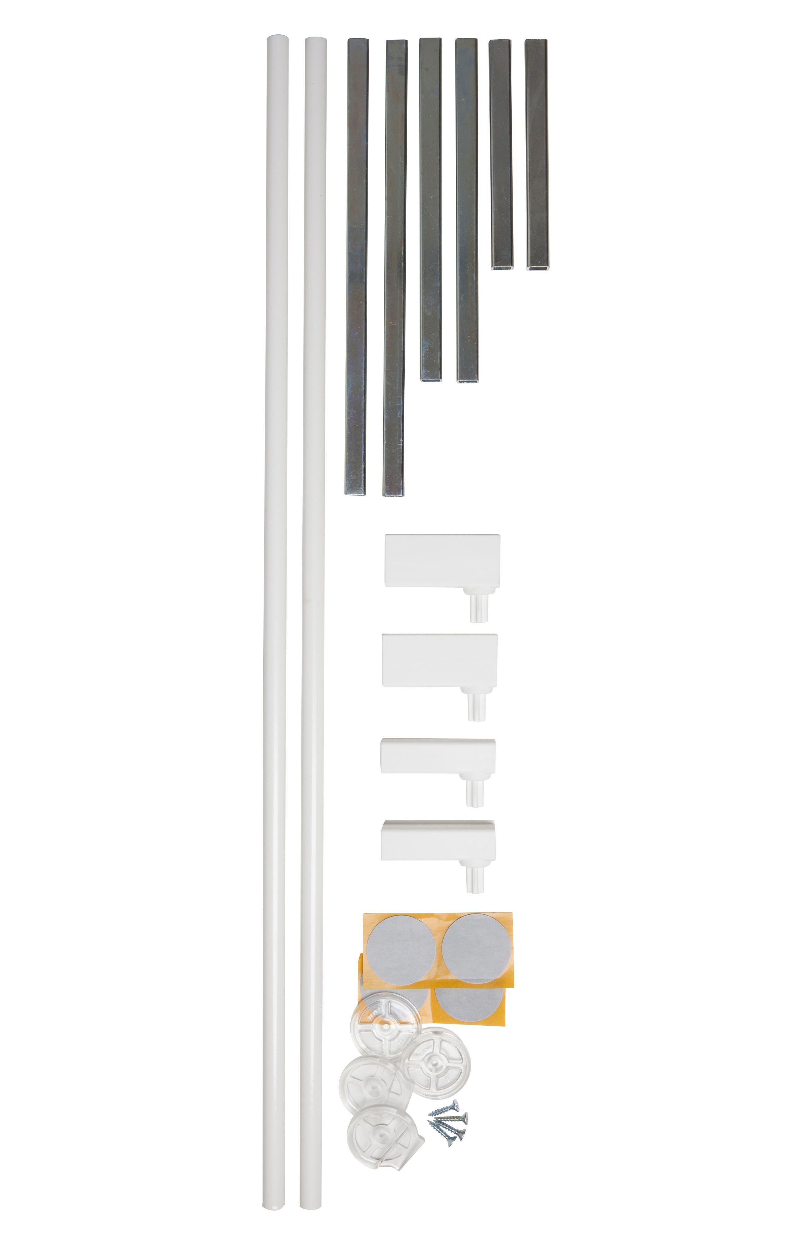 Premier Pressure Extend A Gate Kit,                             Main thumbnail 1, color,                             White