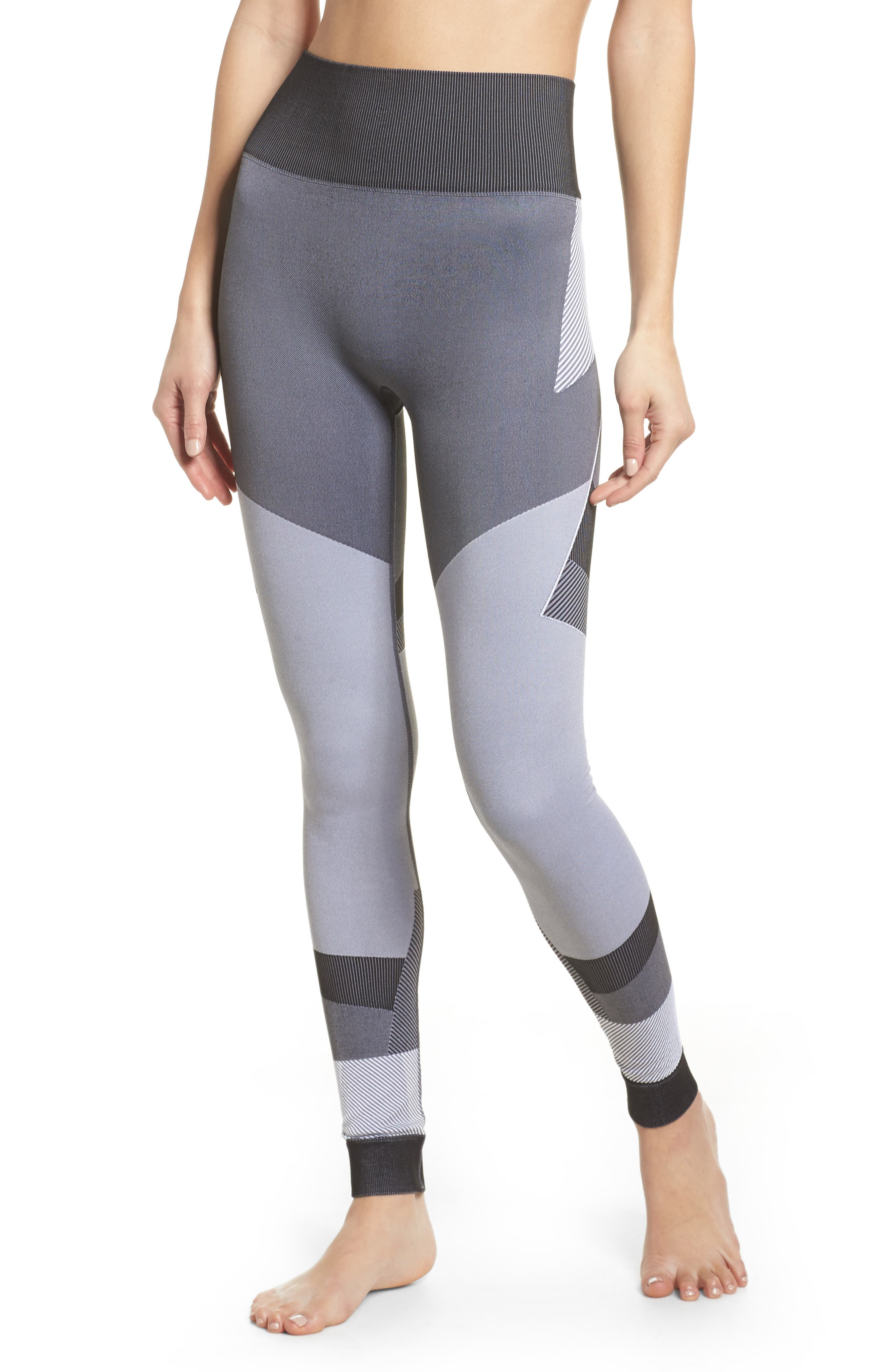 Alternate Image 1 Selected - ALALA Score High Waist Leggings