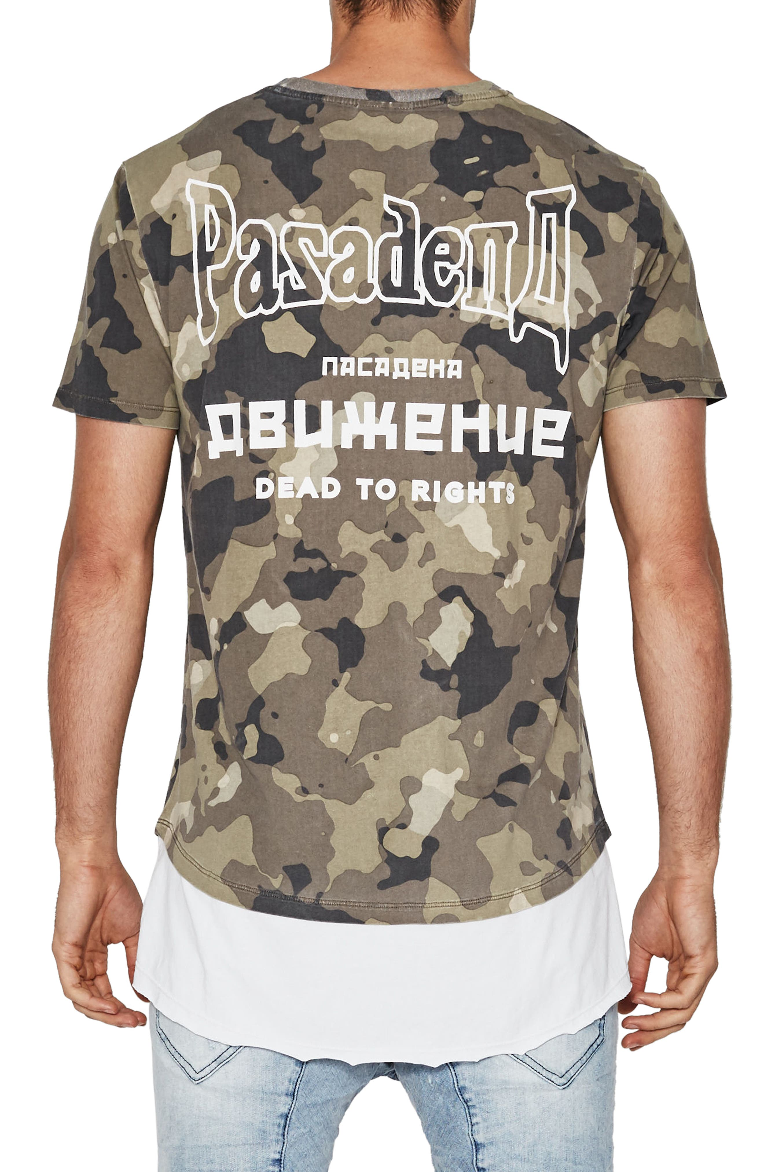 Specialized Camo T-Shirt,                             Alternate thumbnail 2, color,                             Camo
