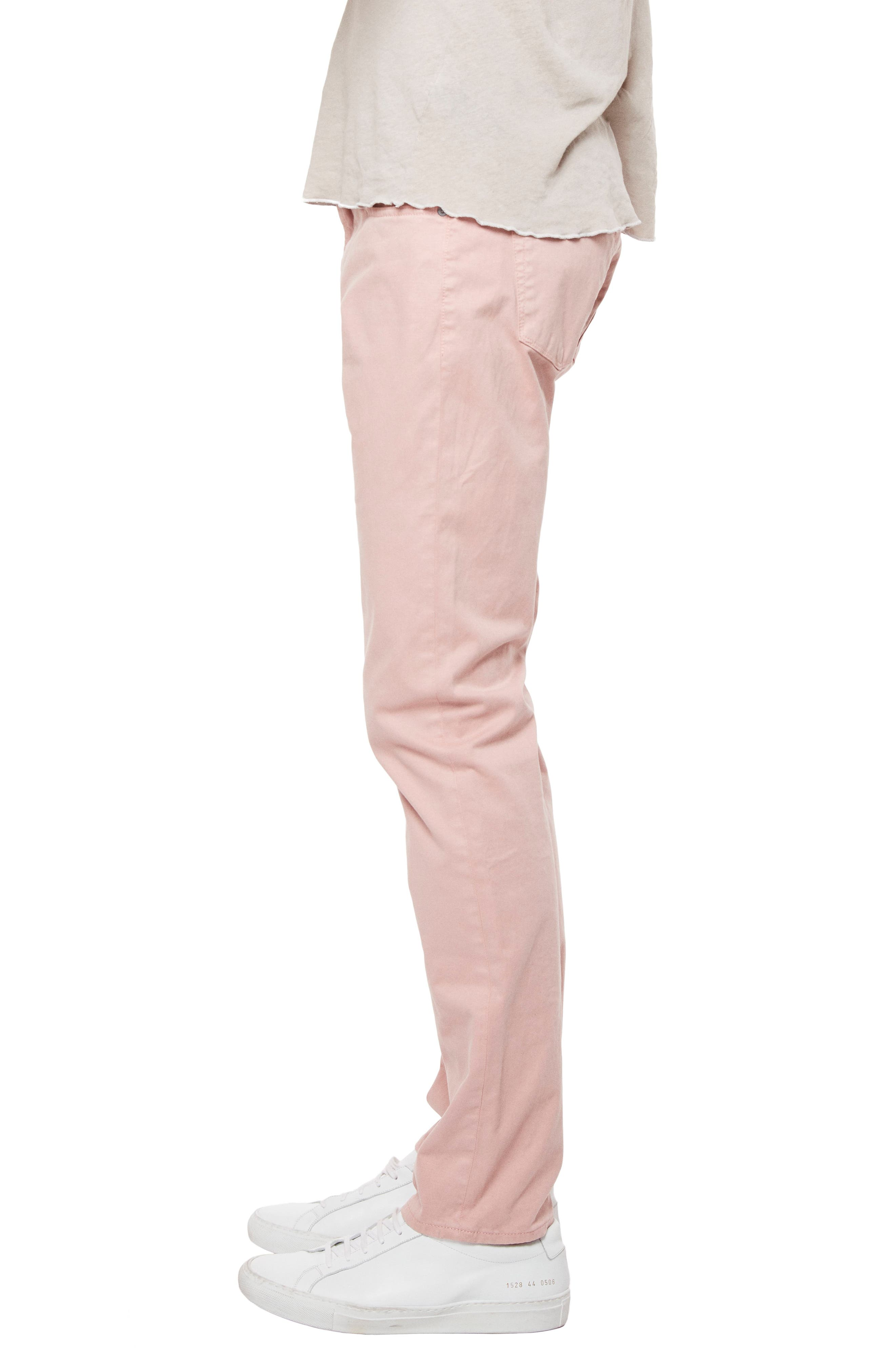 Alternate Image 3  - J Brand 'Kane' Slim Fit Cotton Twill Pants