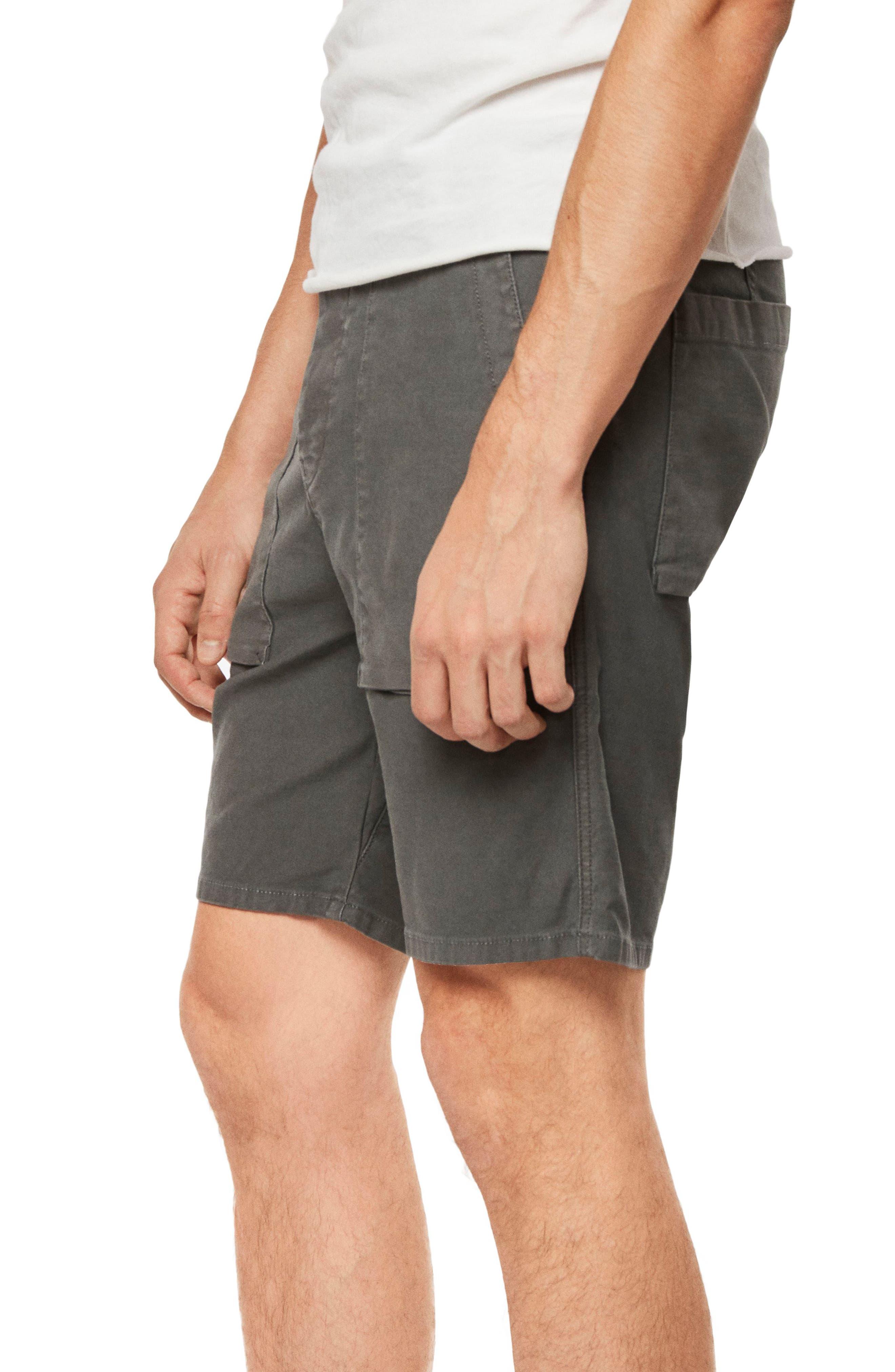 Kontact Shorts,                             Alternate thumbnail 3, color,                             Dull Catapult