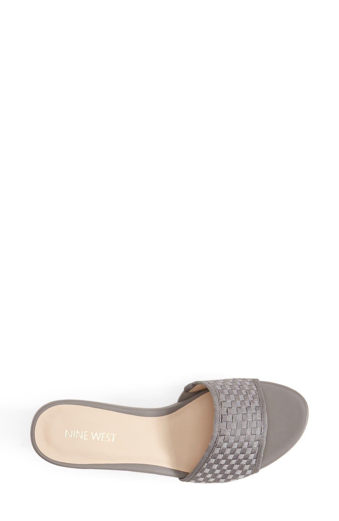 Alternate Image 3  - Nine West 'Confetty' Sandal