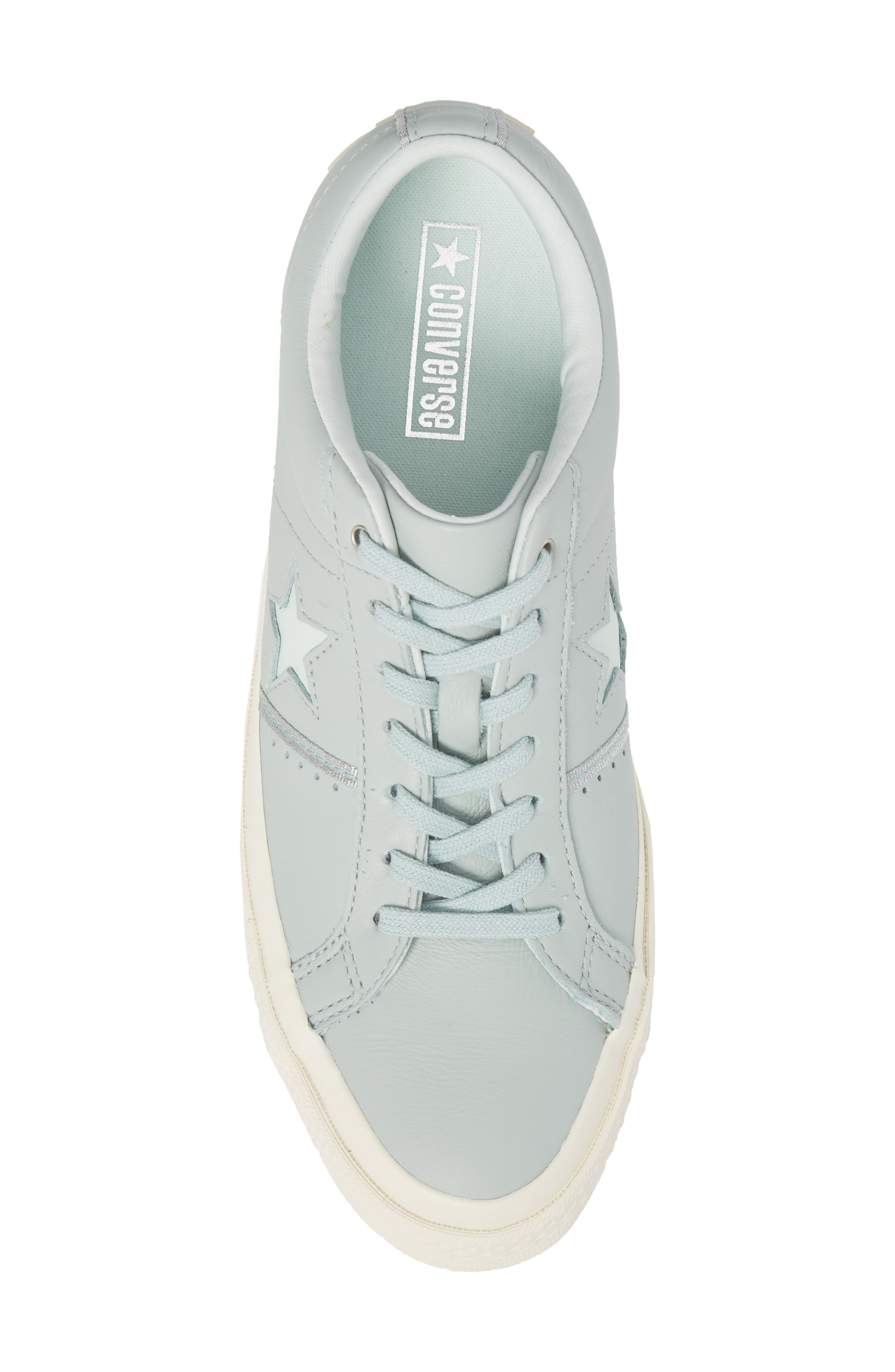 Alternate Image 5  - Converse Chuck Taylor® One Star Piping Sneaker (Men)
