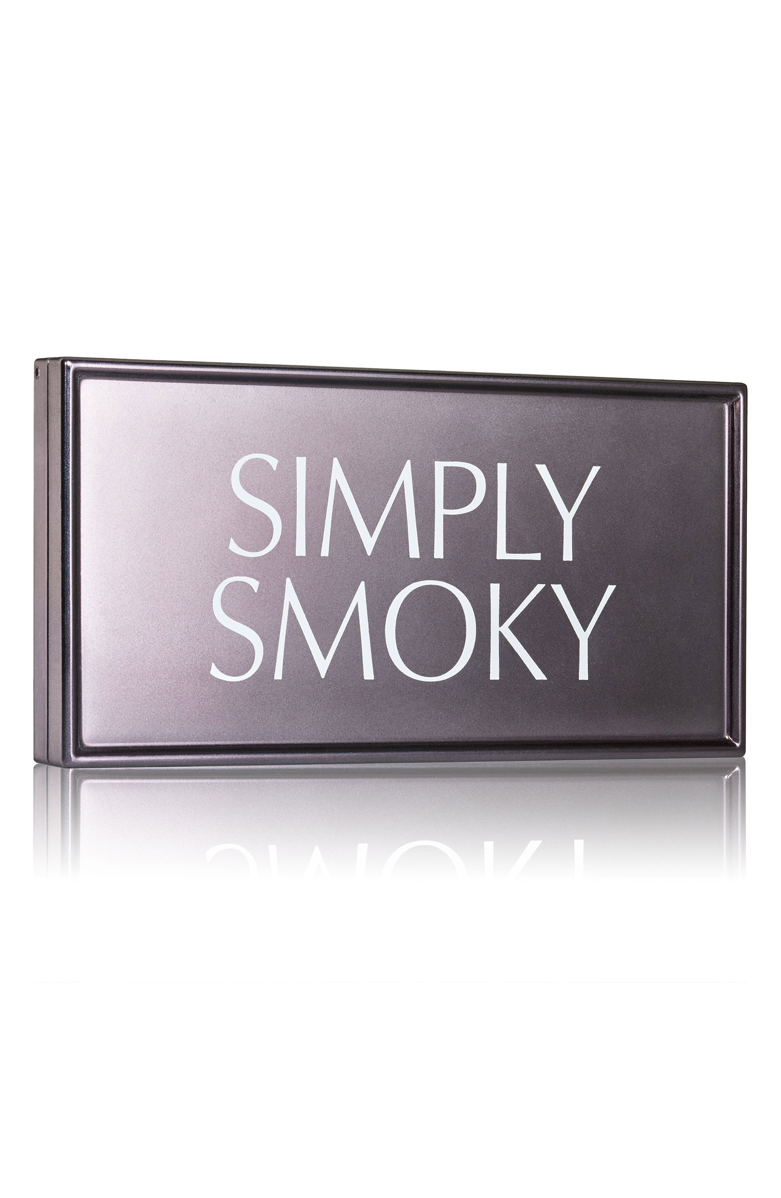Simply Smoky Eyeshadow Palette,                             Alternate thumbnail 3, color,                             No Color