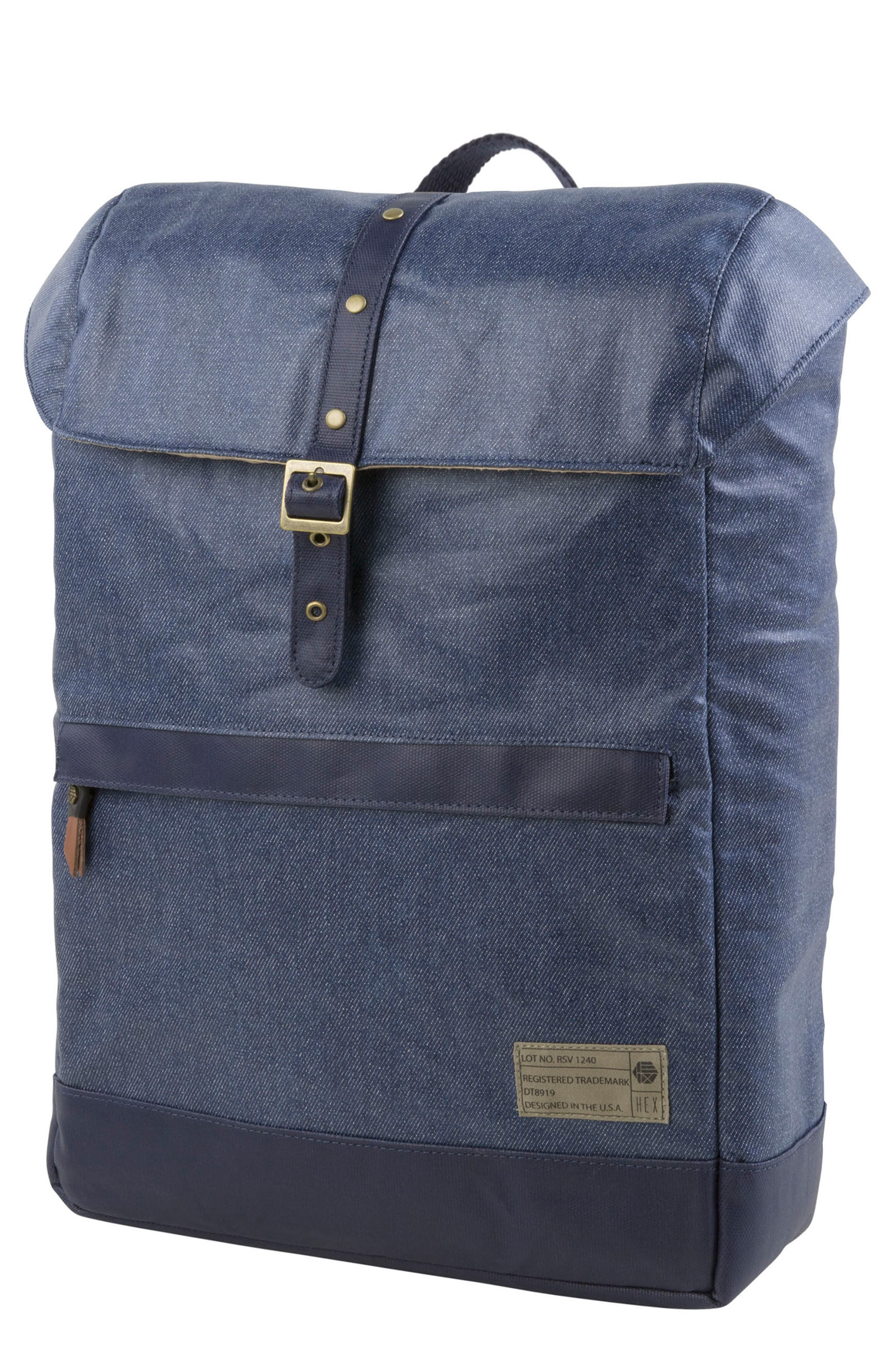 HEX 'Alliance' Water Resistant Backpack