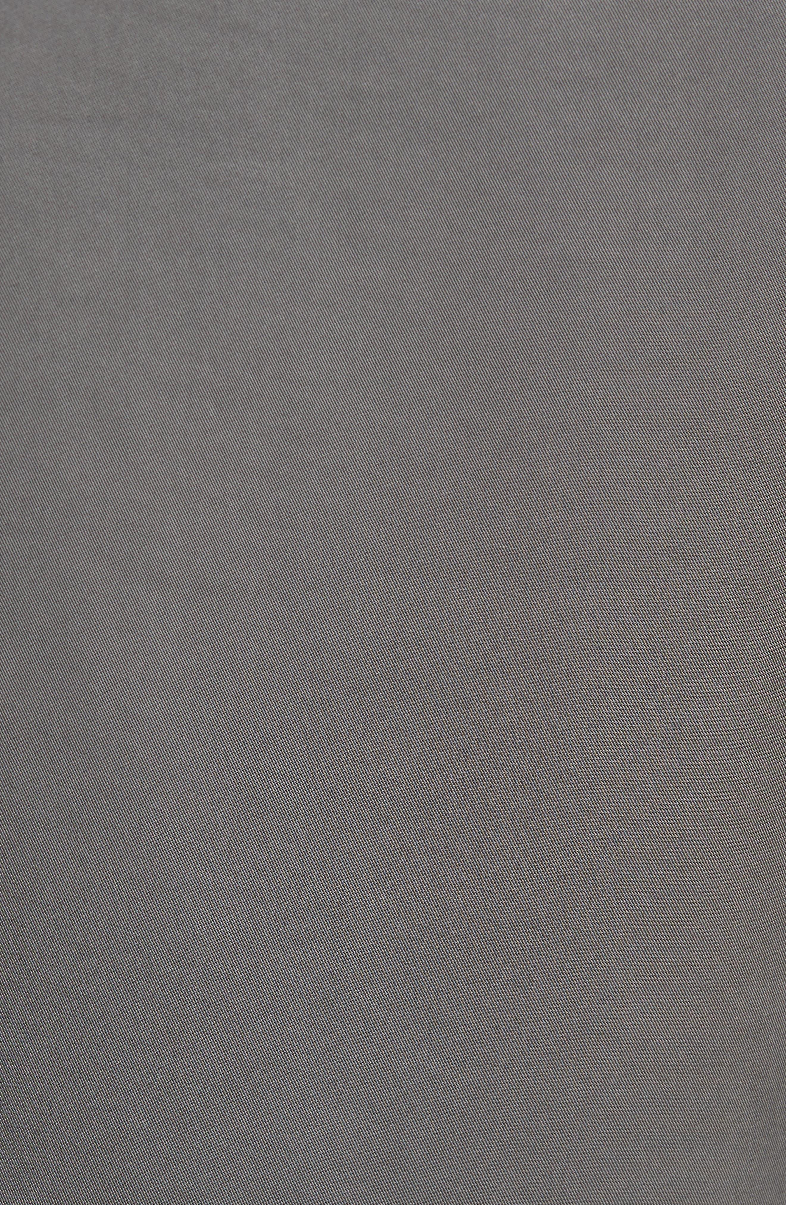Denali Woven T-Shirt,                             Alternate thumbnail 5, color,                             Grey