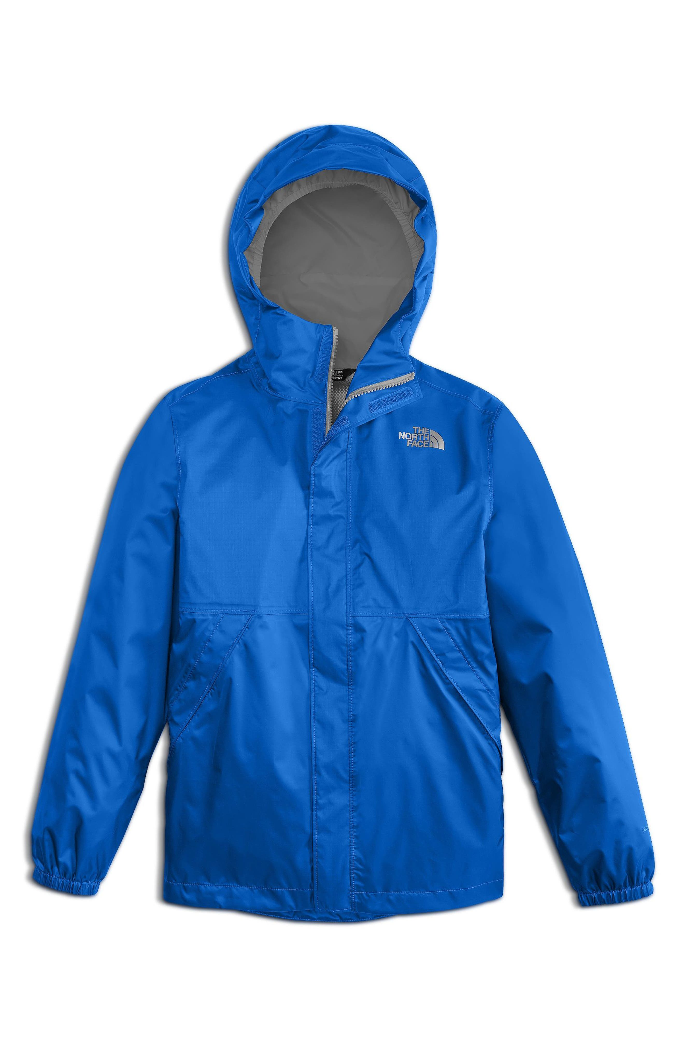 Stormy Rain TriClimate<sup>®</sup> Waterproof 3-in-1 Jacket,                         Main,                         color, Turkish Sea