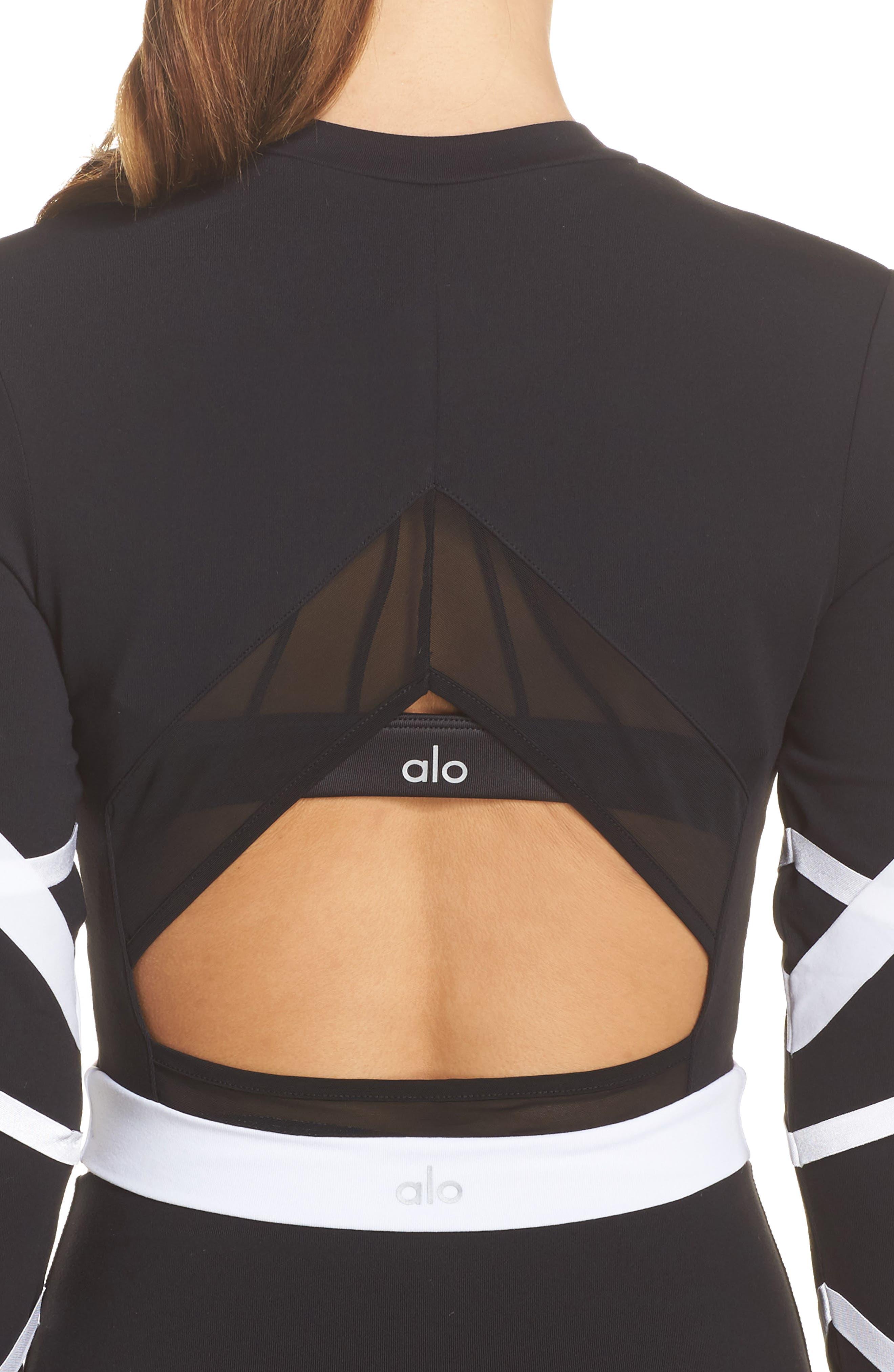 Alternate Image 4  - Alo Tribe Long Sleeve Top