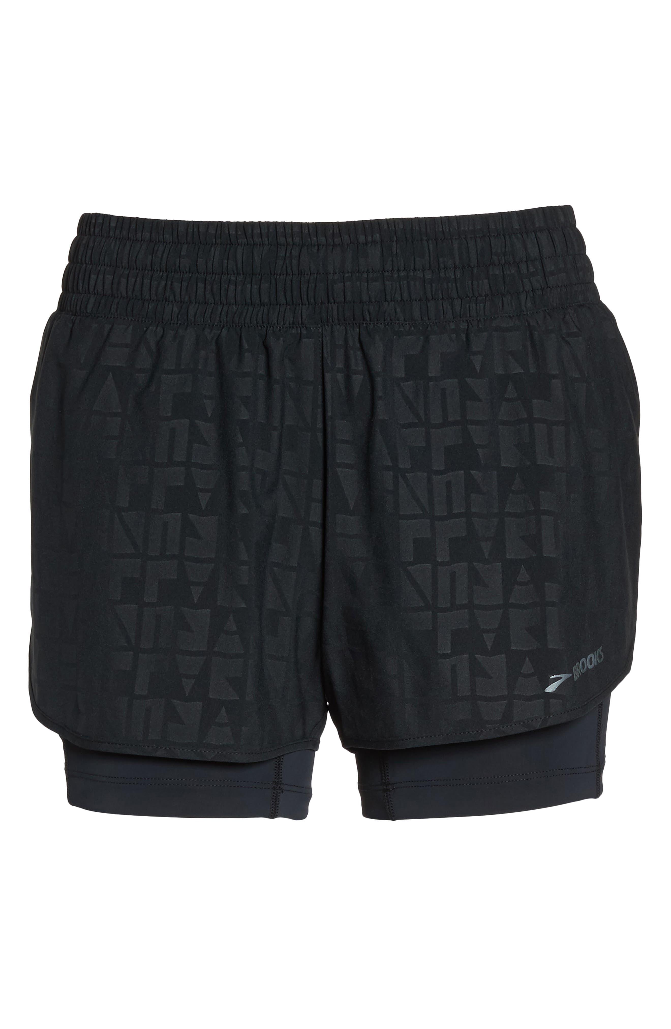 Alternate Image 6  - Brooks Circuit 2-in-1 Shorts