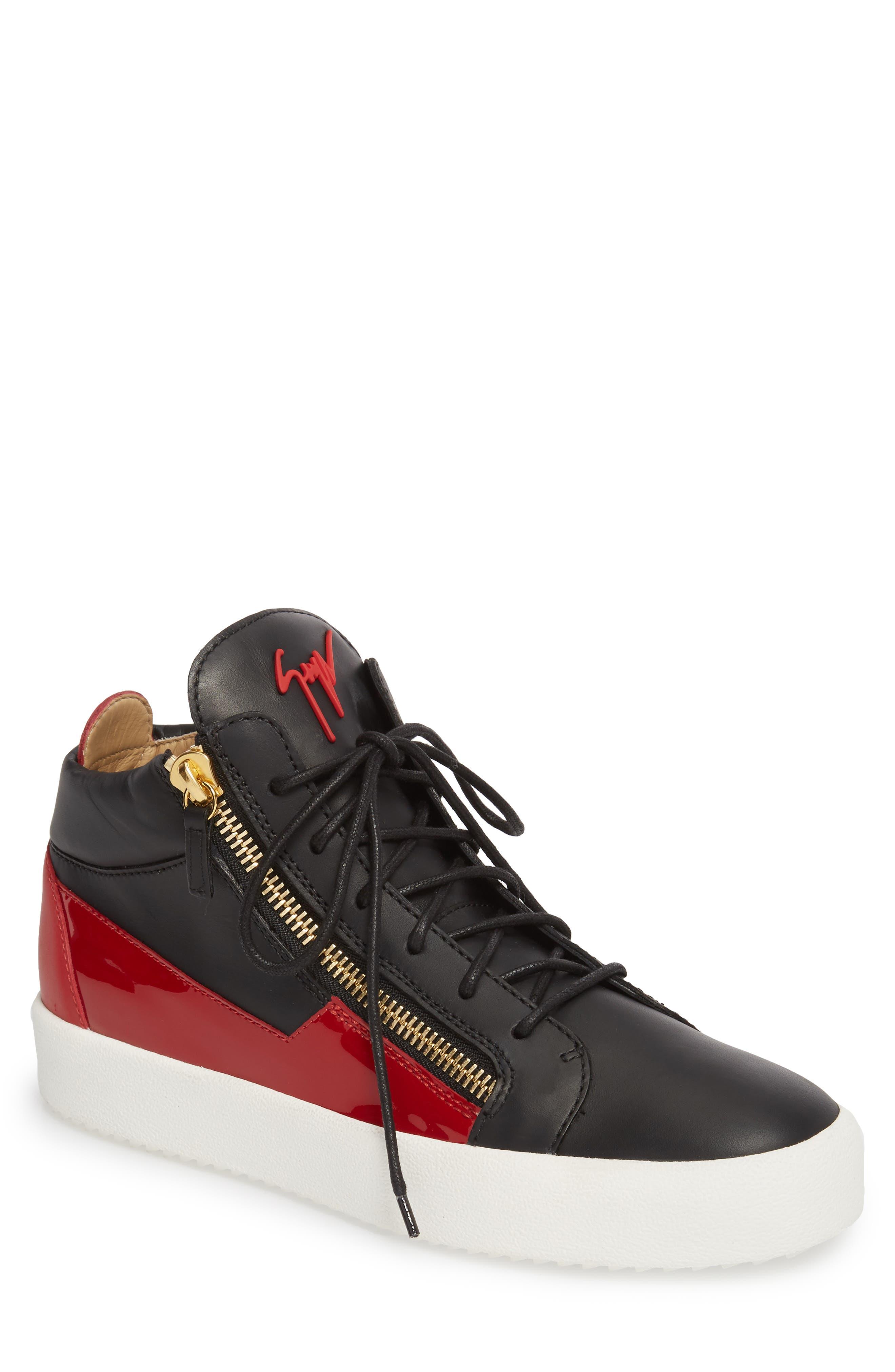 Giuseppe Zanotti High-Top Sneaker (Men)