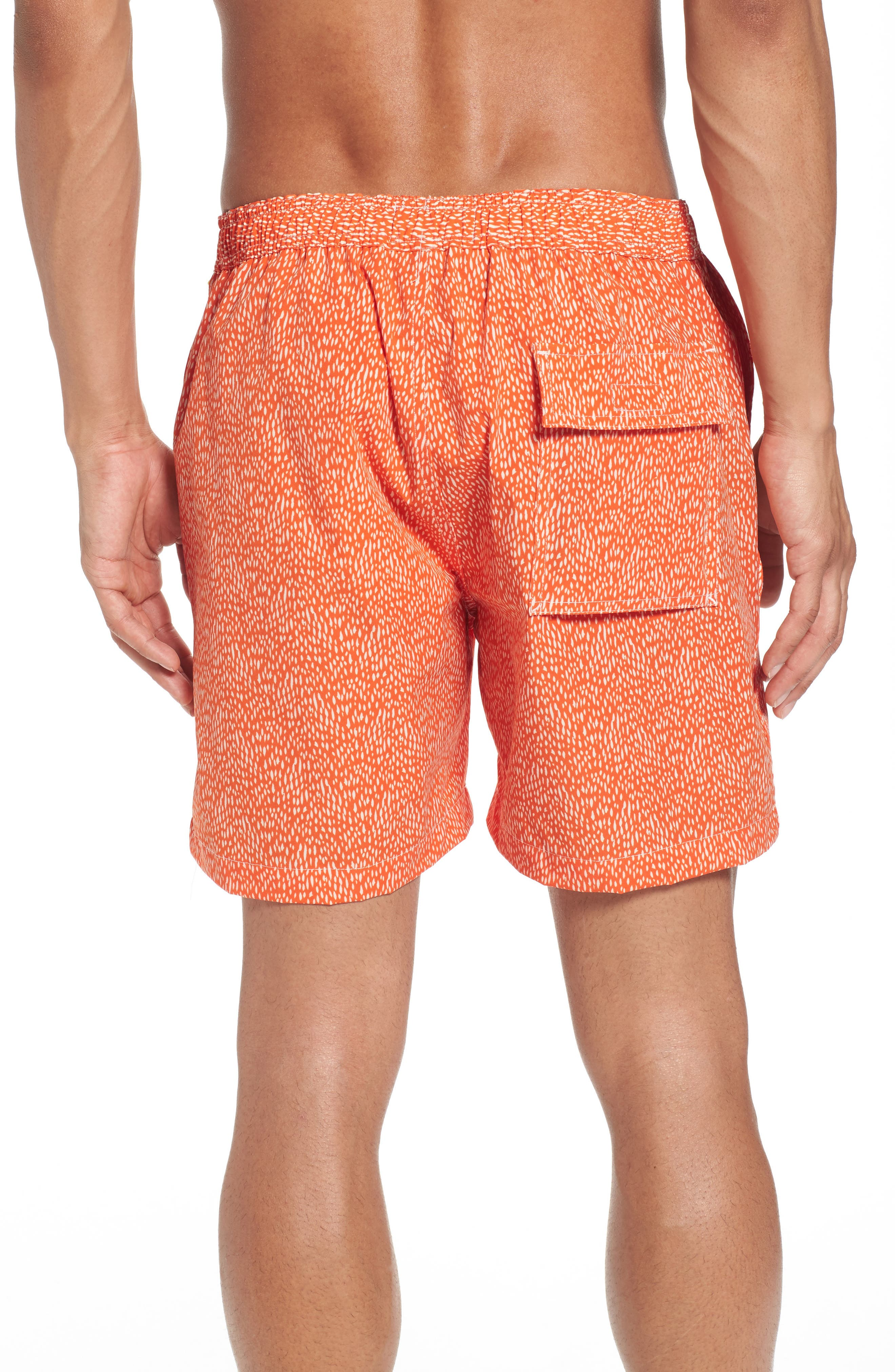 Swim Shorts,                             Alternate thumbnail 2, color,                             Mango