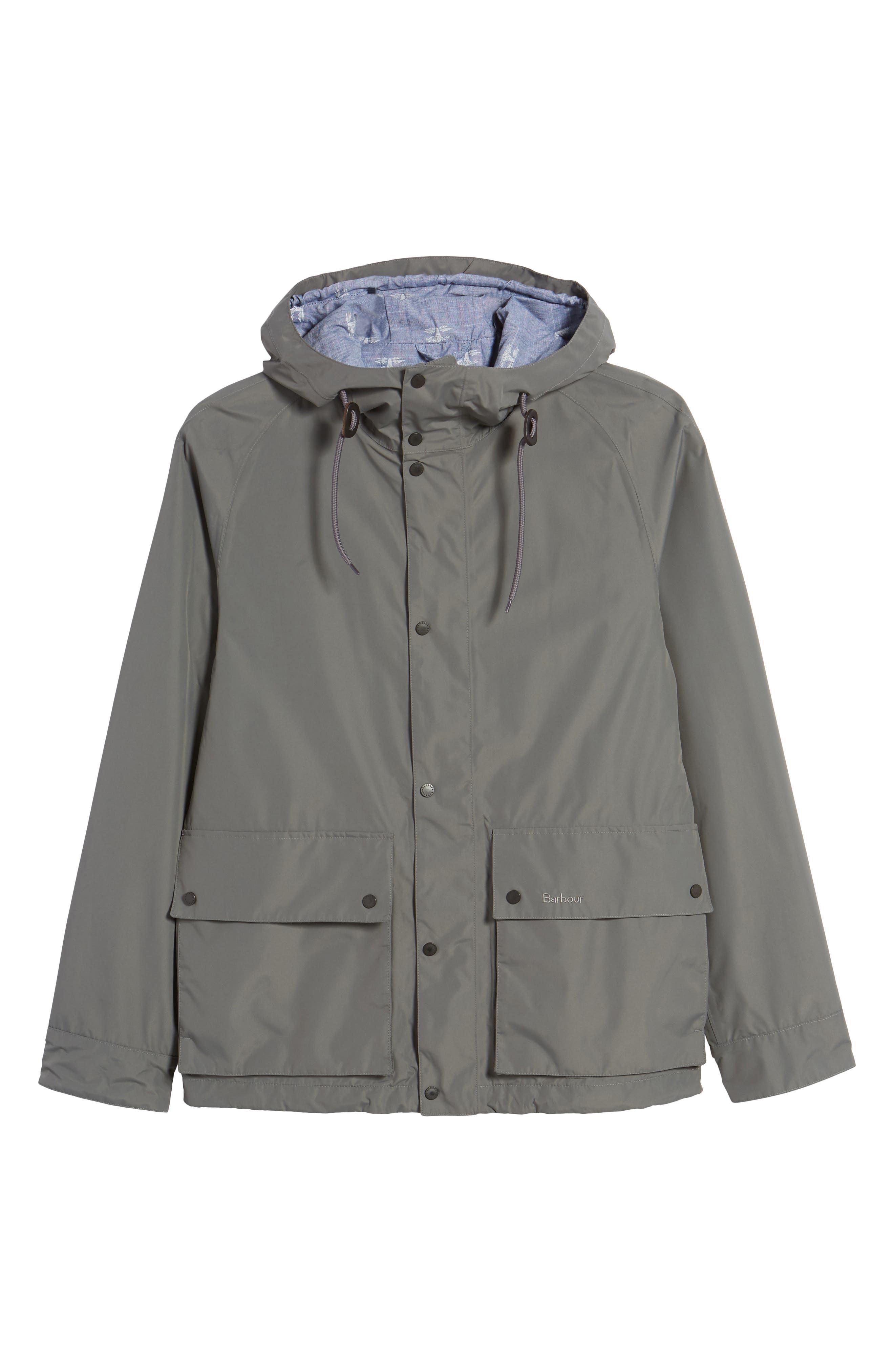 Twine Jacket,                             Alternate thumbnail 6, color,                             Grey
