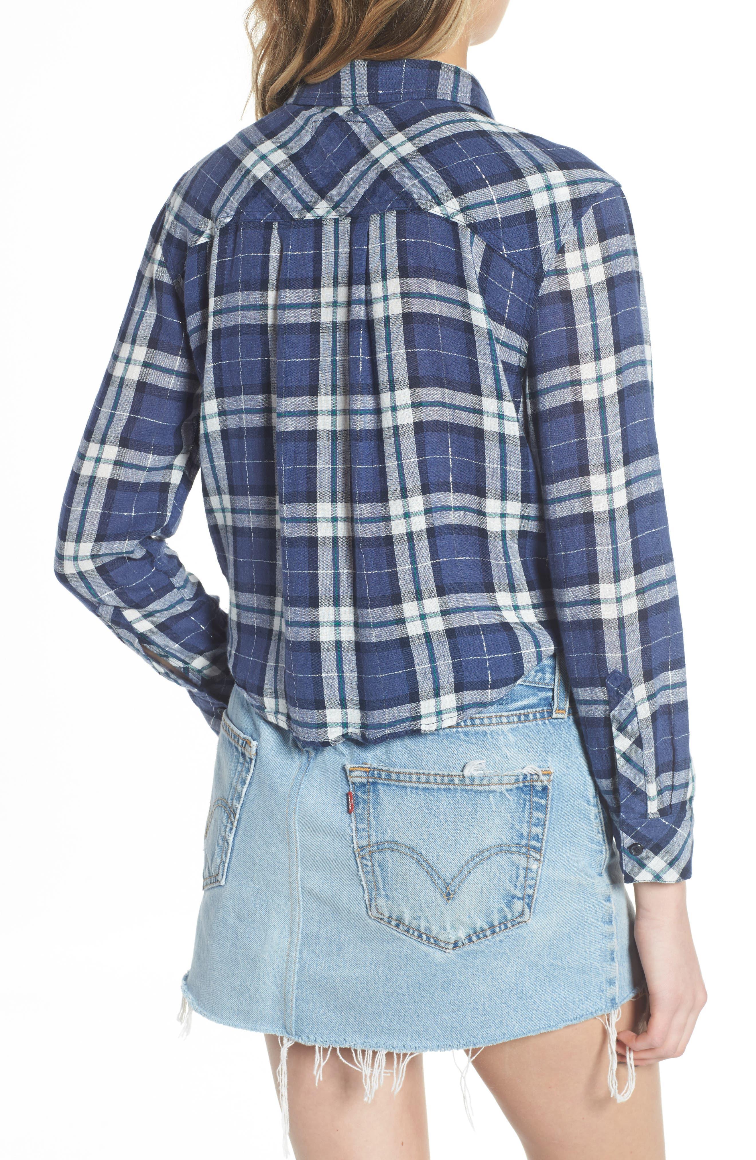 Alternate Image 2  - Rails Val Tie Front Shirt
