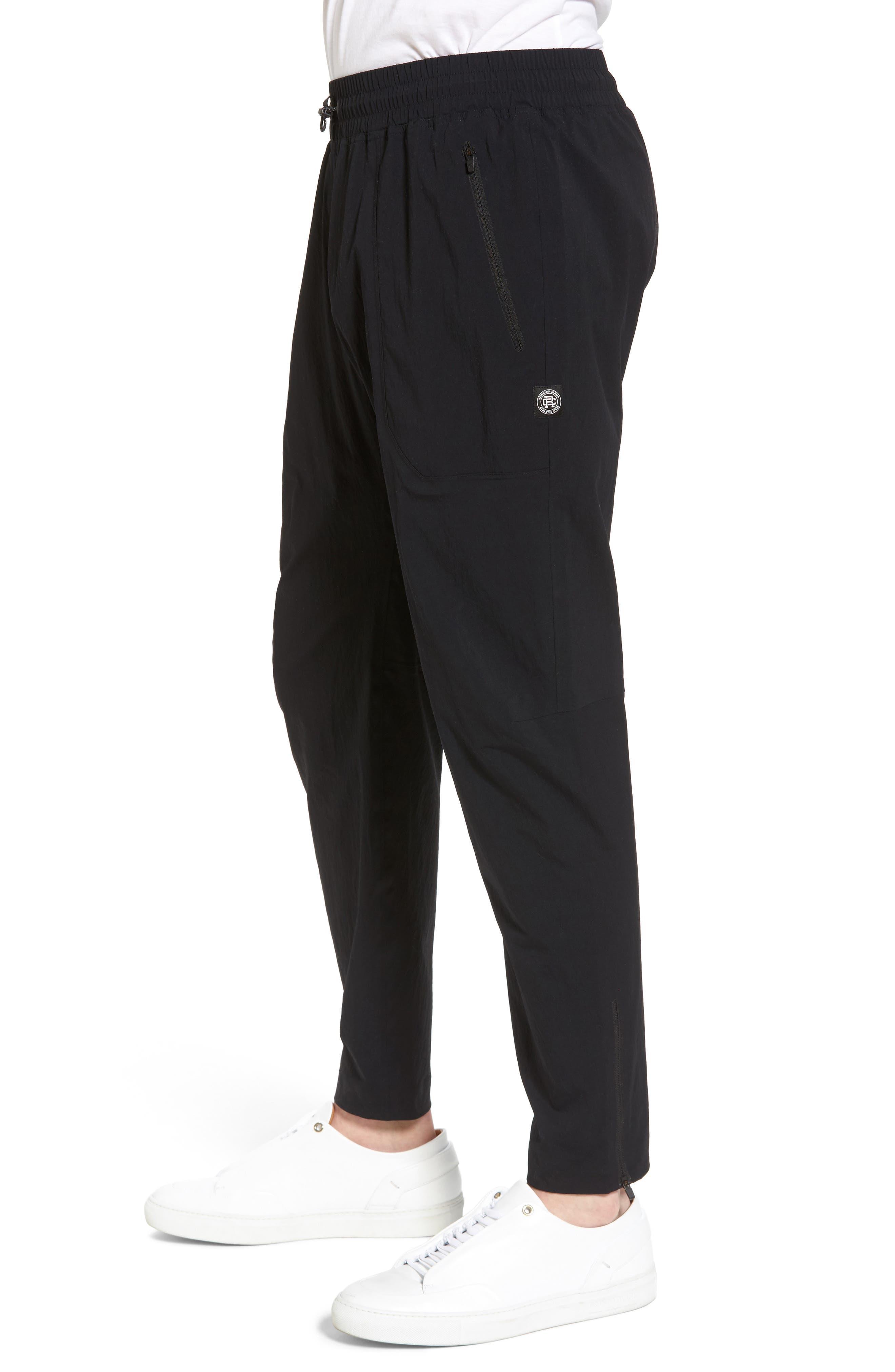 N279 Sweatpants,                             Alternate thumbnail 3, color,                             Black
