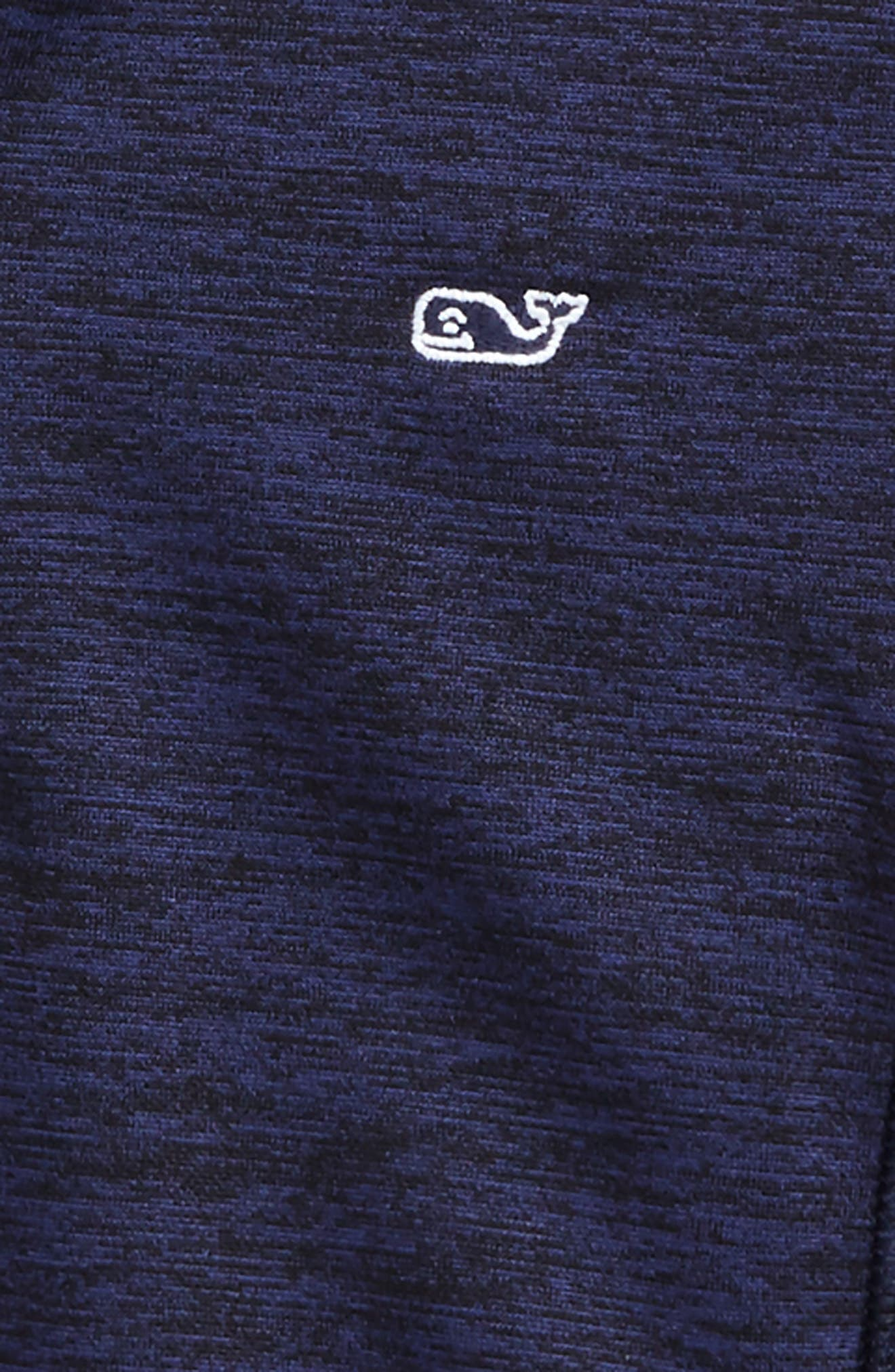 Alternate Image 2  - vineyard vines Performance Quarter Zip Pullover (Toddler Boys & Little Boys)
