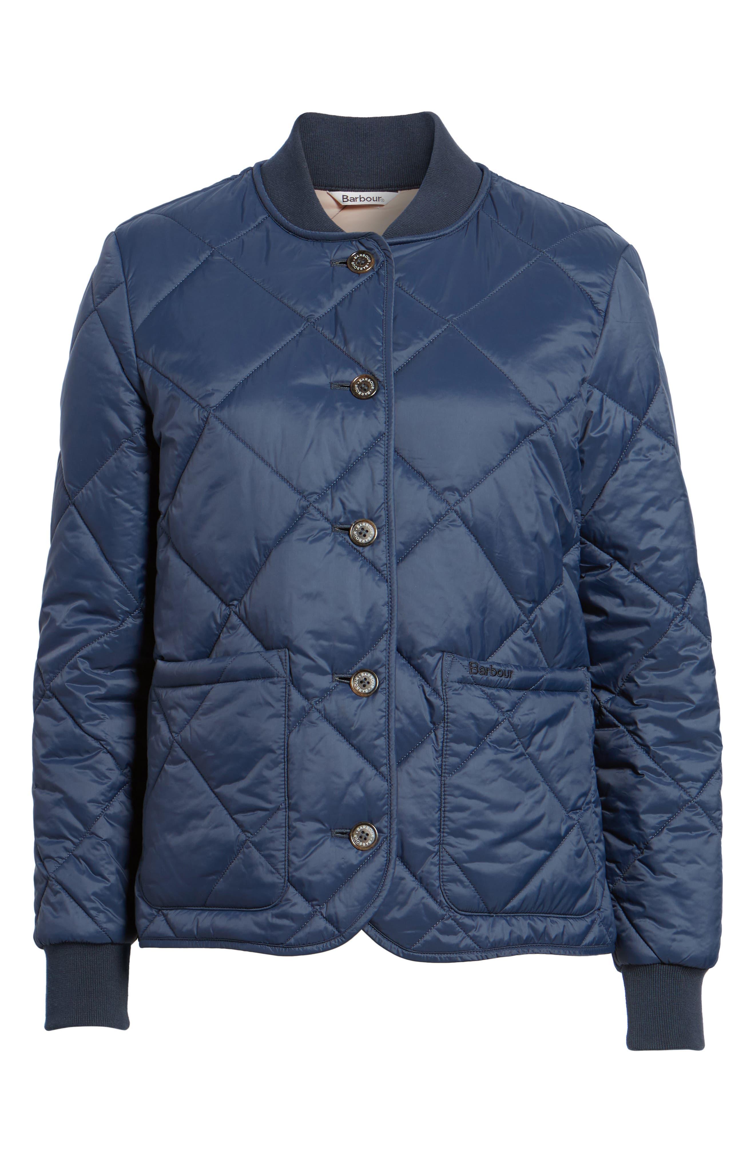 Freckleton Jacket,                             Alternate thumbnail 6, color,                             Royal Navy