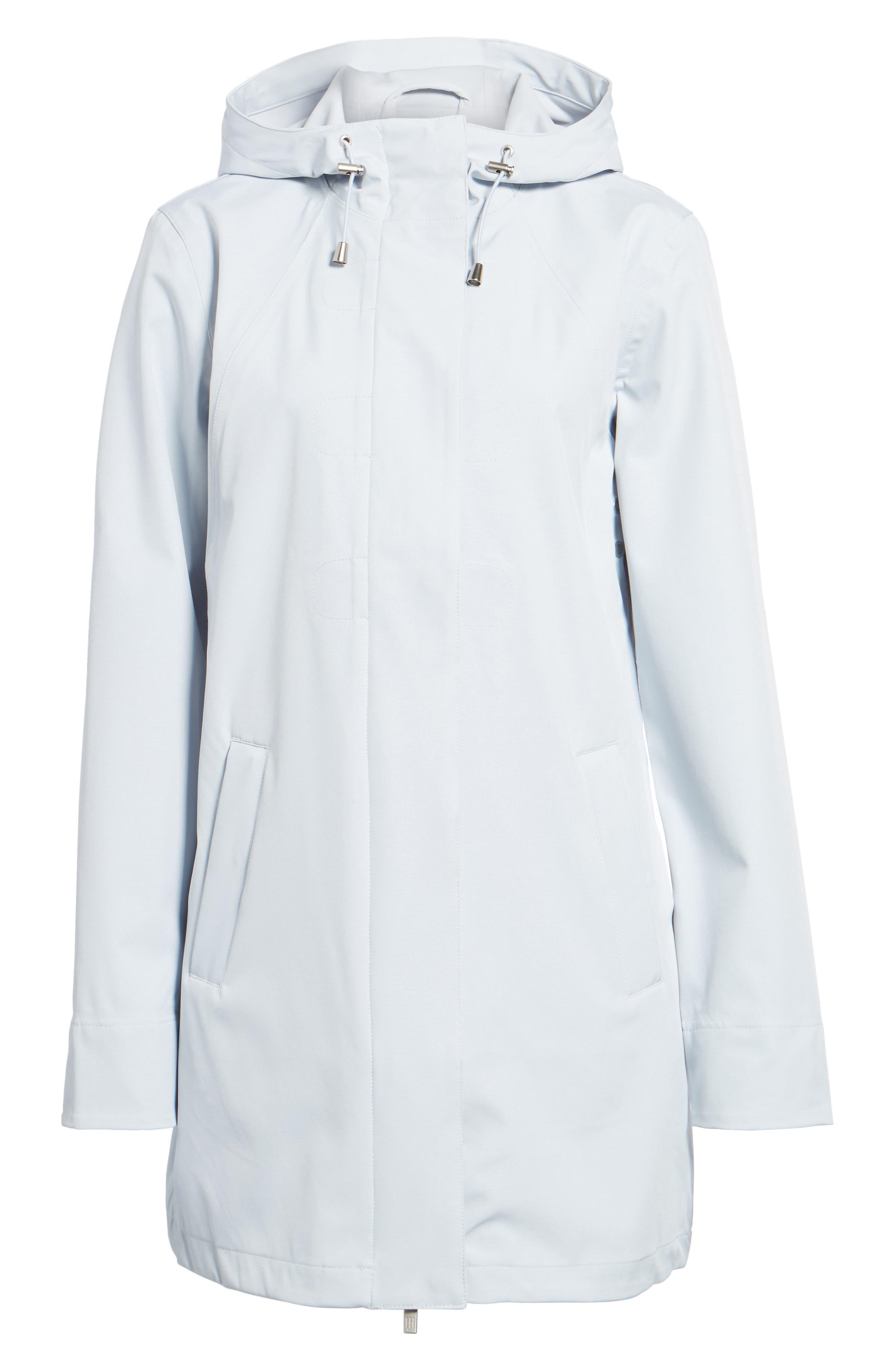 Alternate Image 6  - Ilse Jacobsen Soft Shell Raincoat