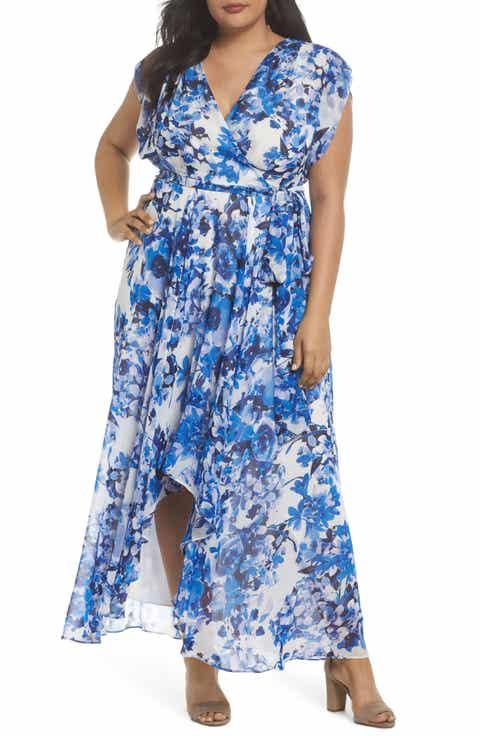 Women\'s Maxi Plus-Size Dresses   Nordstrom