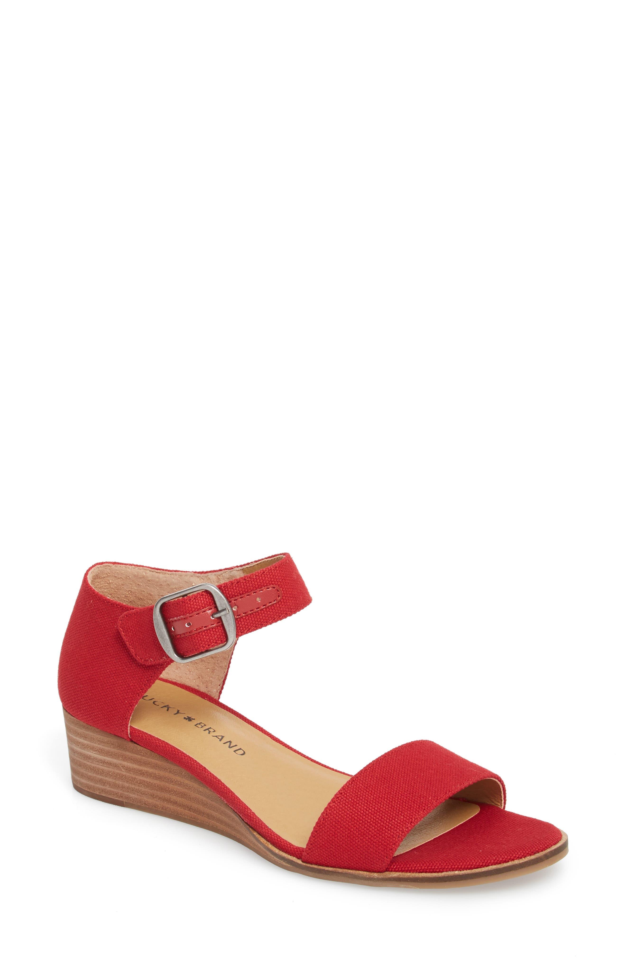 Lucky Brand Riamsee Sandal (Women)