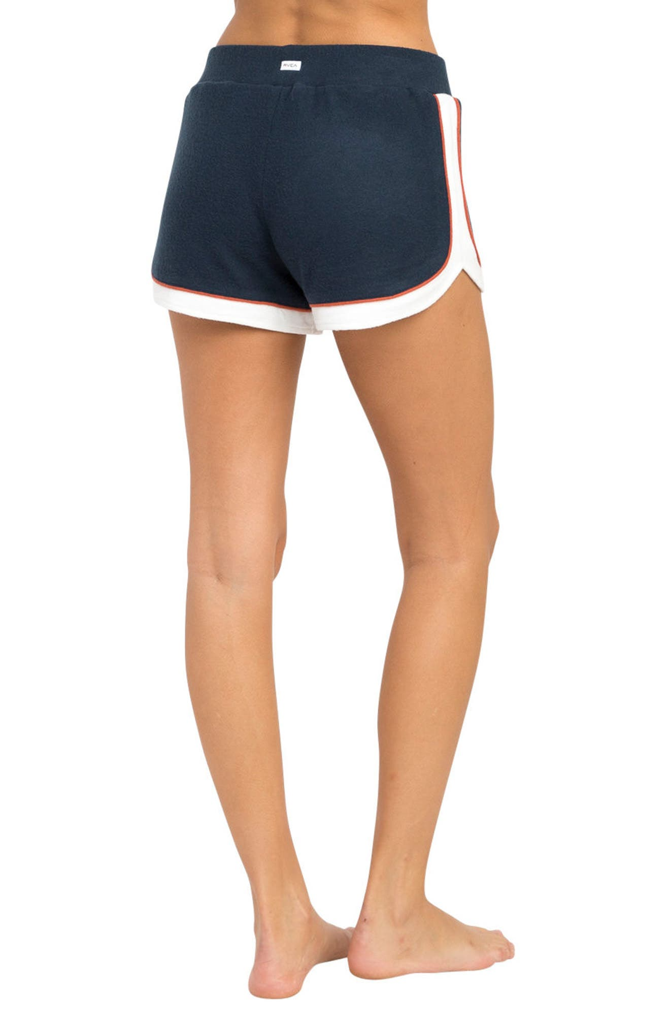 Reversion Dolphin Shorts,                             Alternate thumbnail 2, color,                             Navy