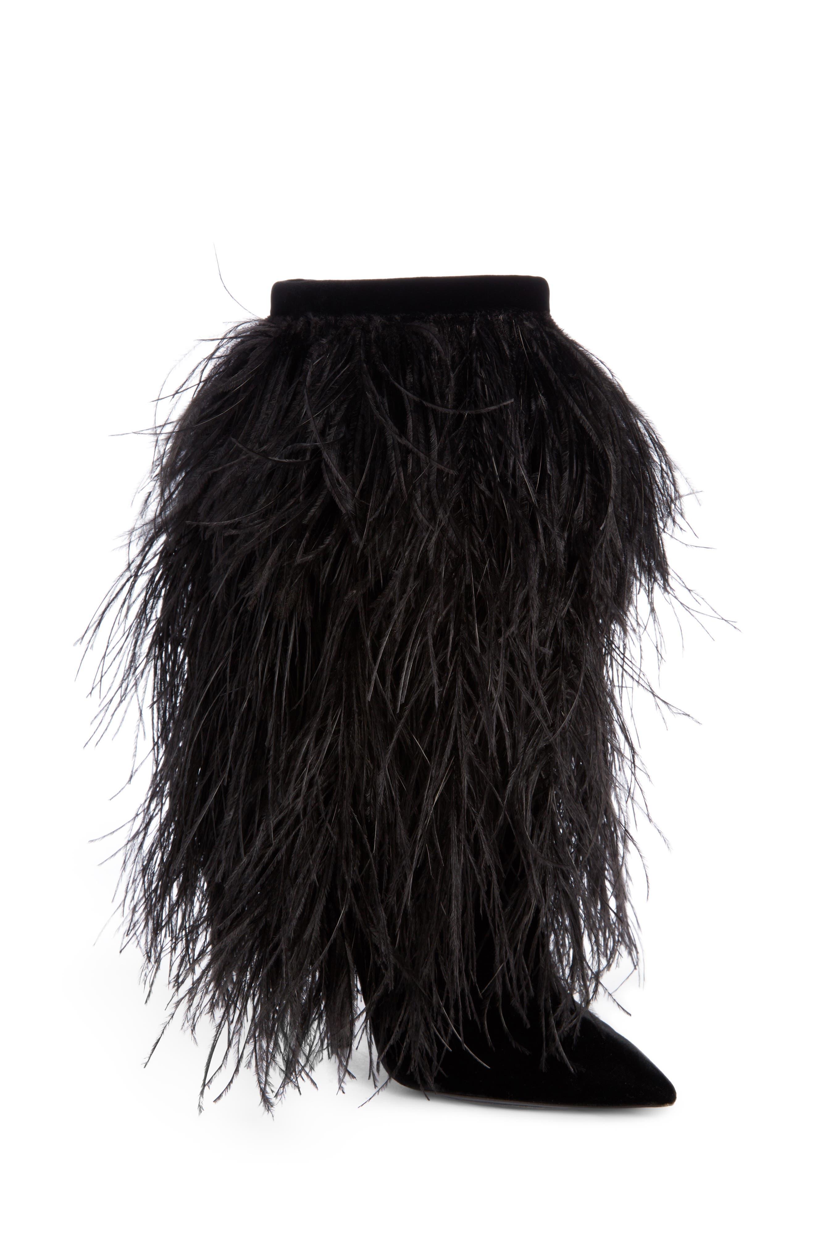 Alternate Image 1 Selected - Saint Laurent Yeti Boot (Women)