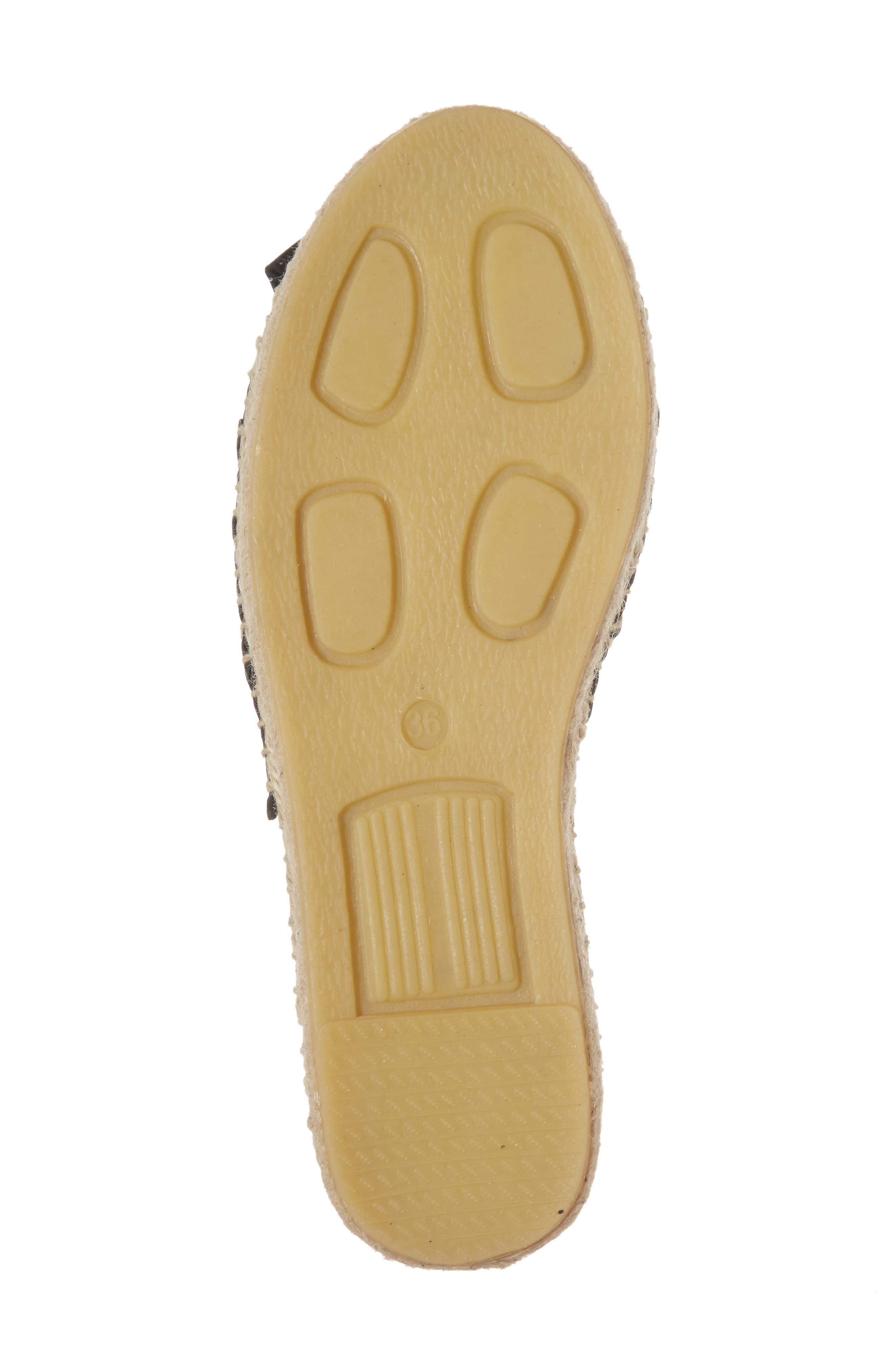 Alternate Image 6  - patricia green Belinda Bow Espadrille Slide Sandal (Women)