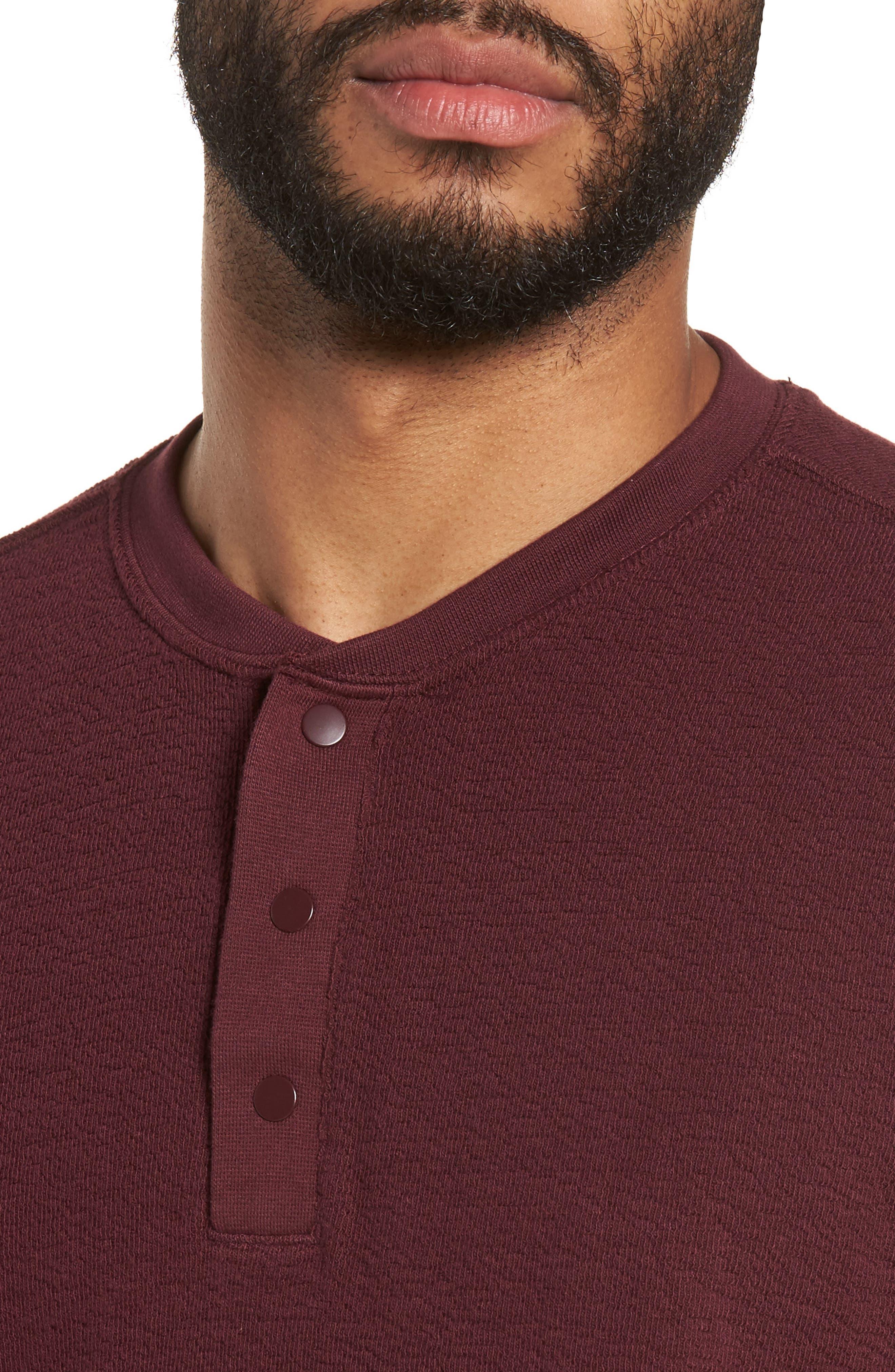 Alternate Image 4  - Treasure & Bond Canyon Long Sleeve Henley T-Shirt