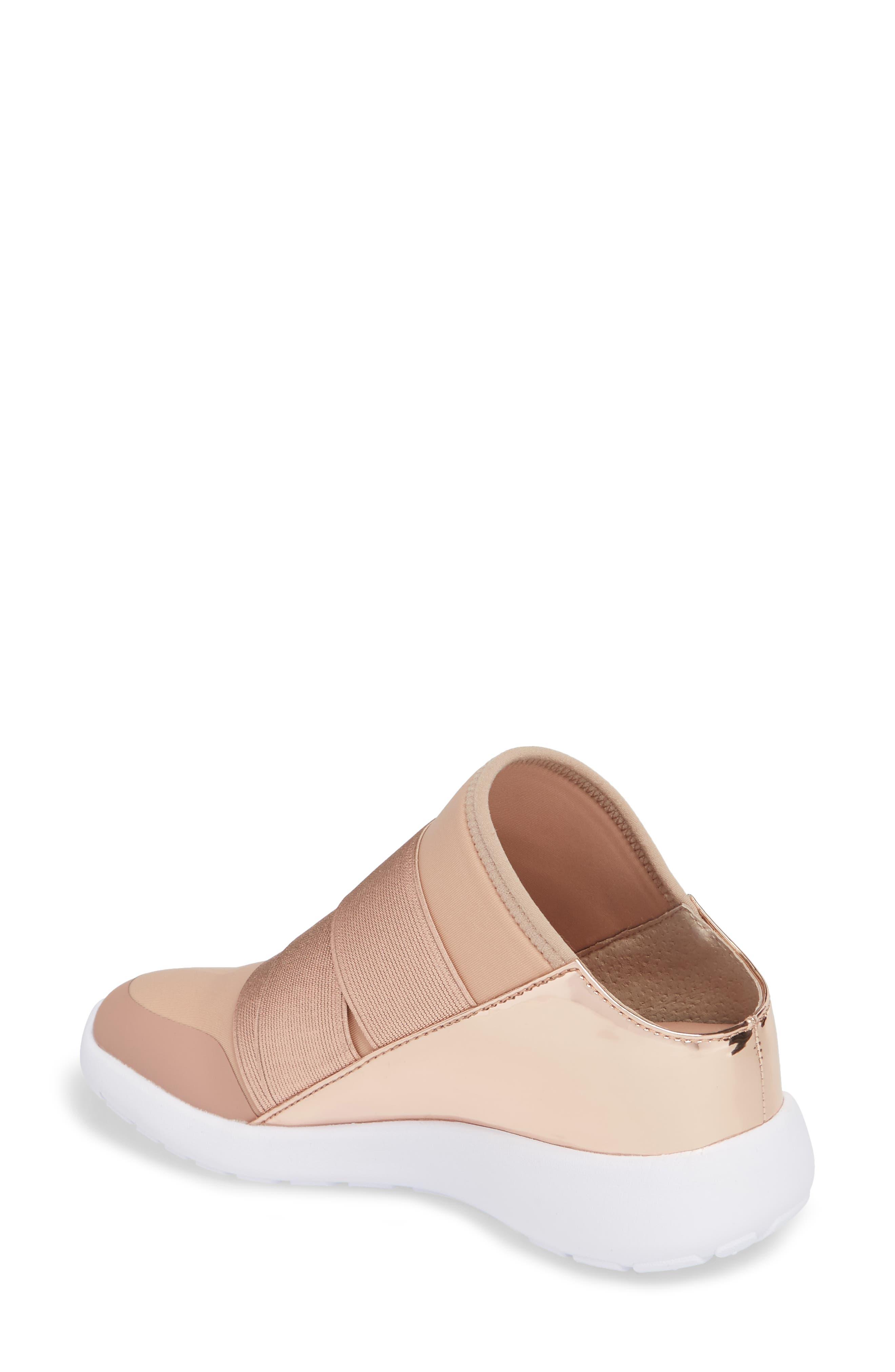 Vine Slip-On Sneaker,                             Alternate thumbnail 2, color,                             Blush
