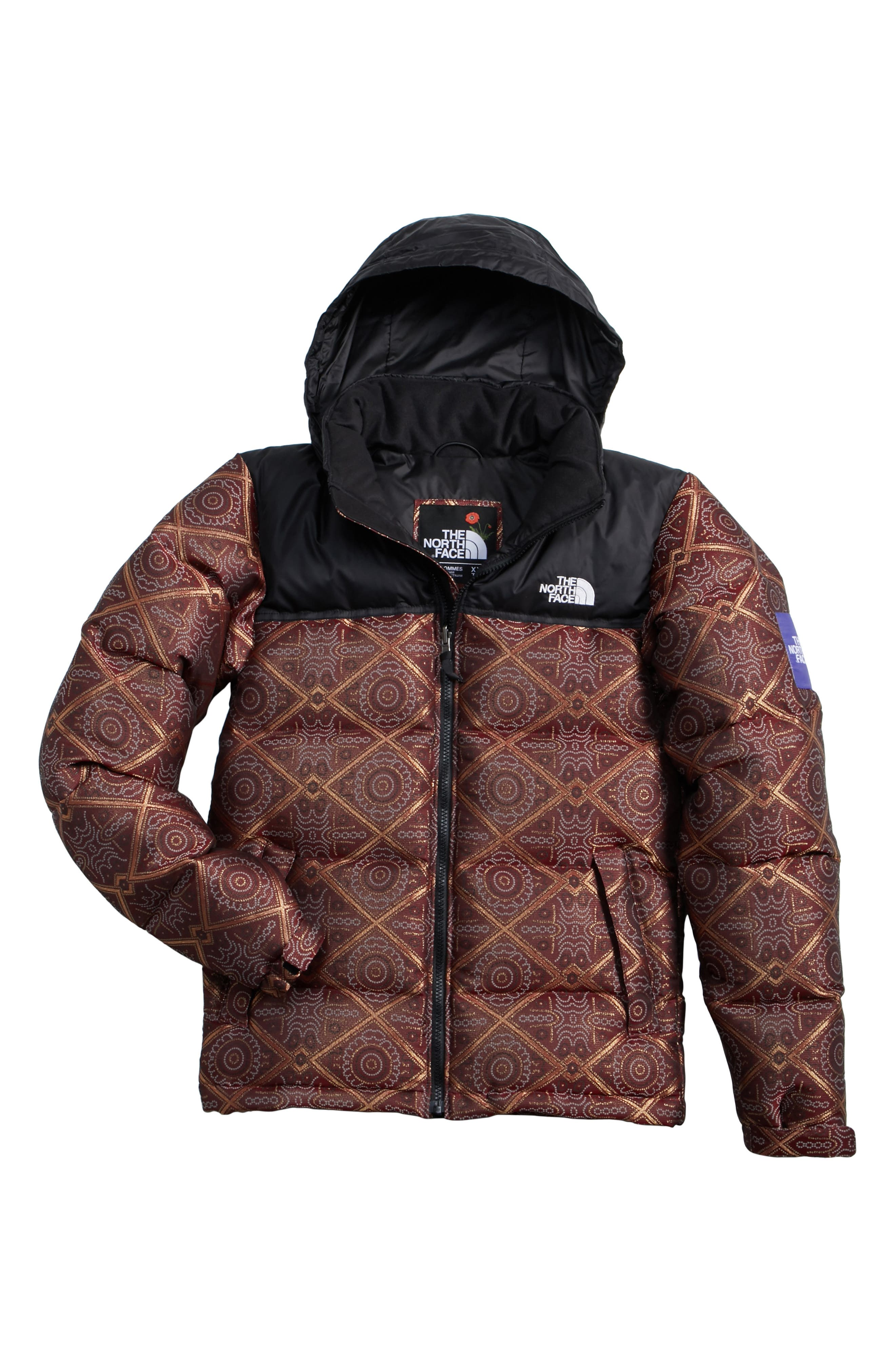 The North Face Nuptse 700-Fill Power Down Puffer Jacket