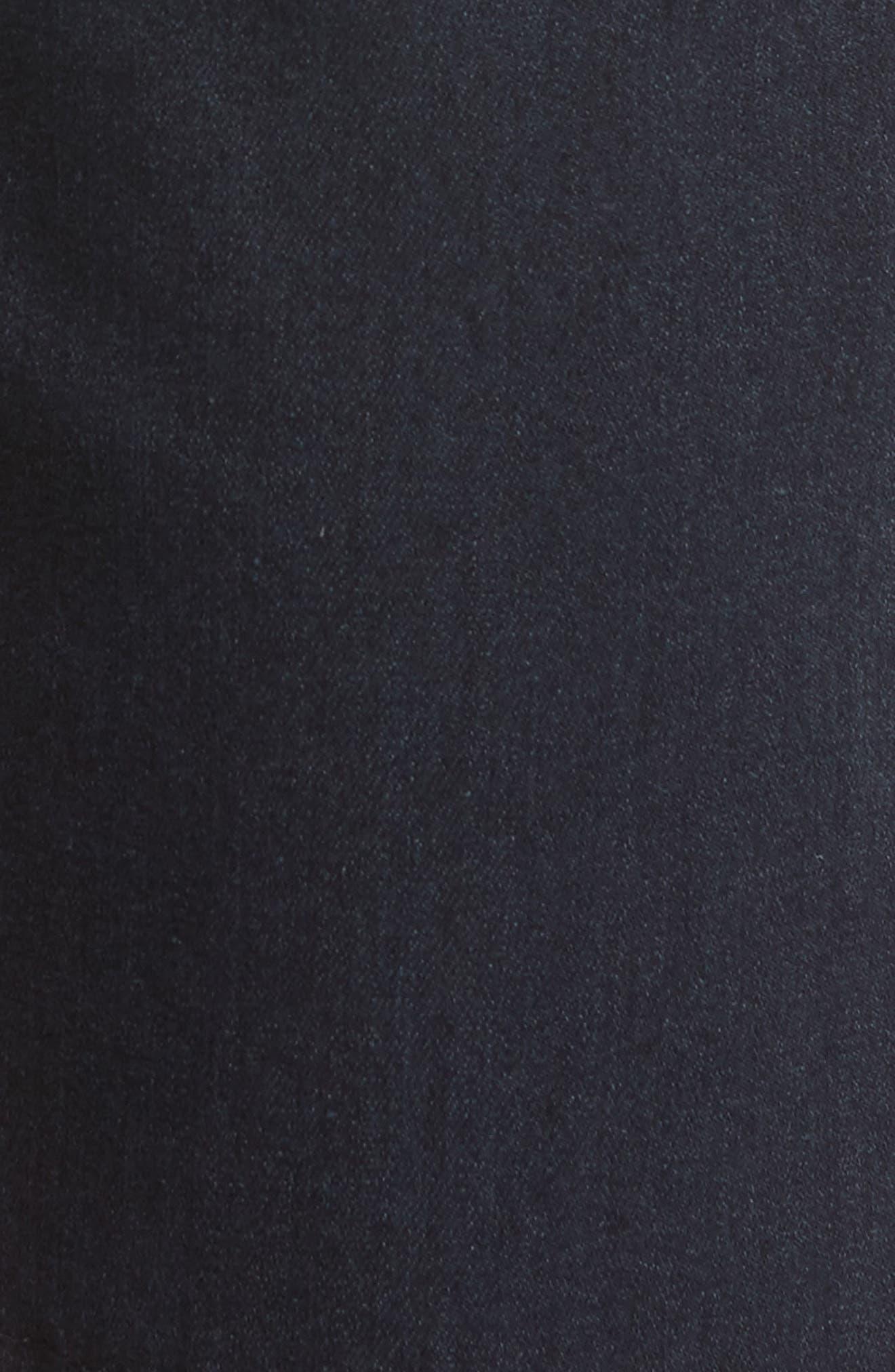 Transcend - Federal Slim Straight Leg Denim Shorts,                             Alternate thumbnail 5, color,                             Ames