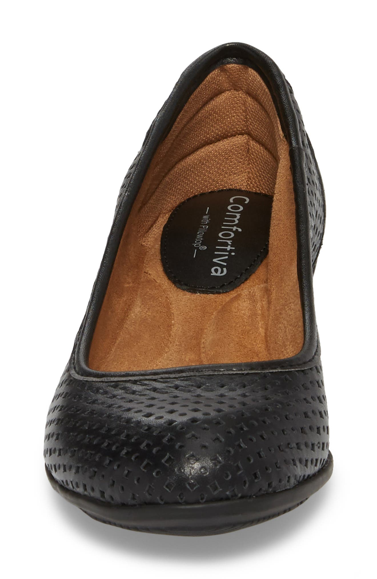 Alternate Image 4  - Comfortiva Electra Flat (Women)