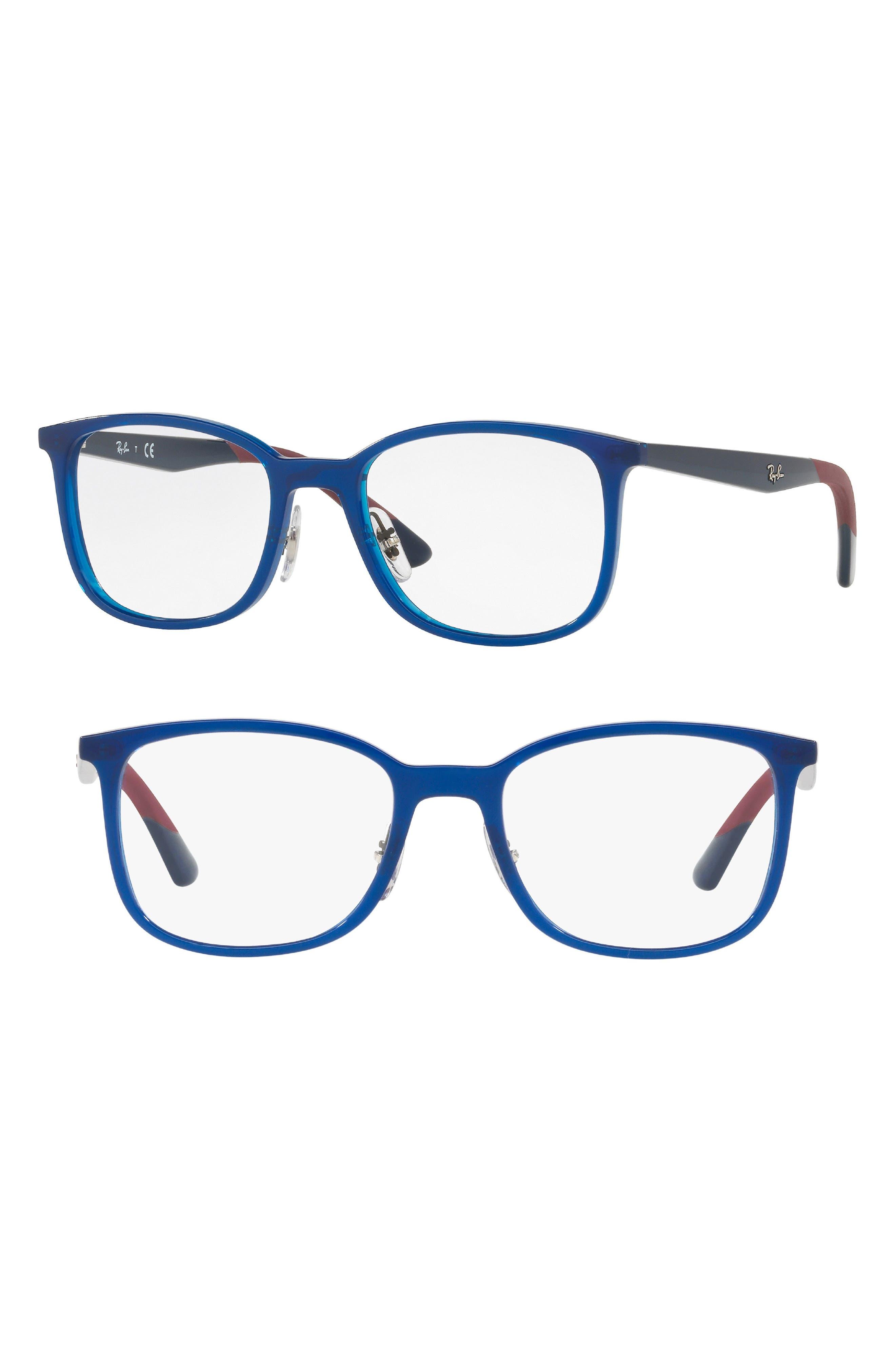 Ray-Ban 7142 52mm Optical Glasses